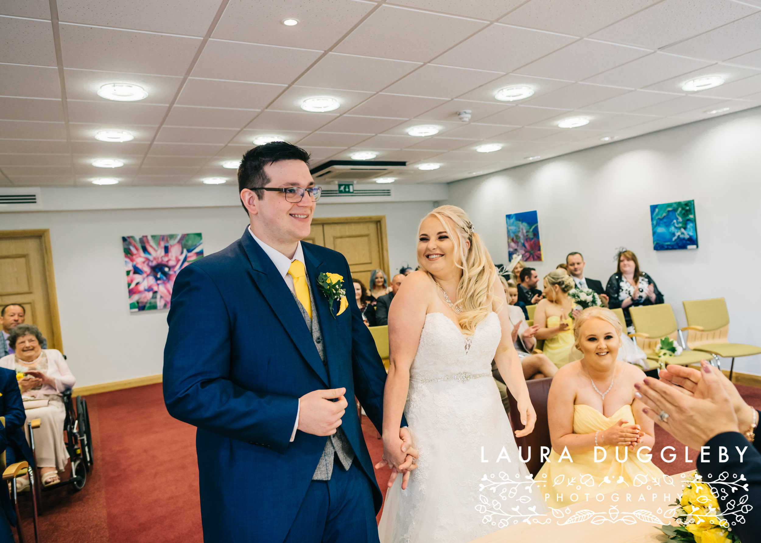 Rossendale Wedding Photographer - Sykeside Hotel32