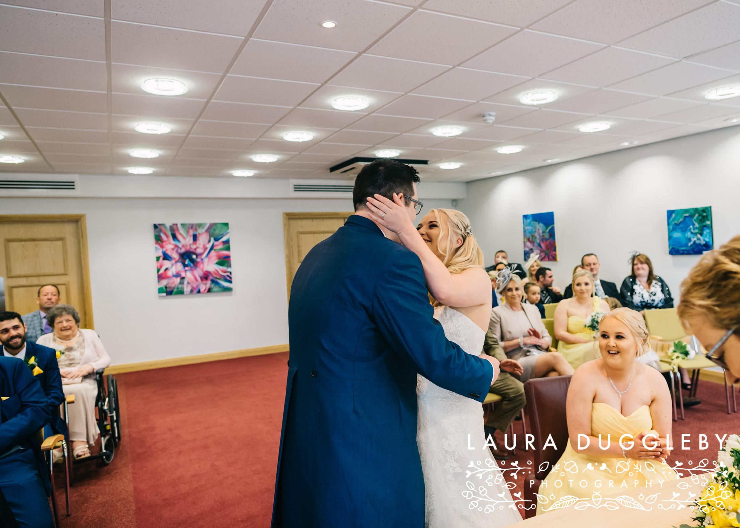 Rossendale Wedding Photographer - Sykeside Hotel35