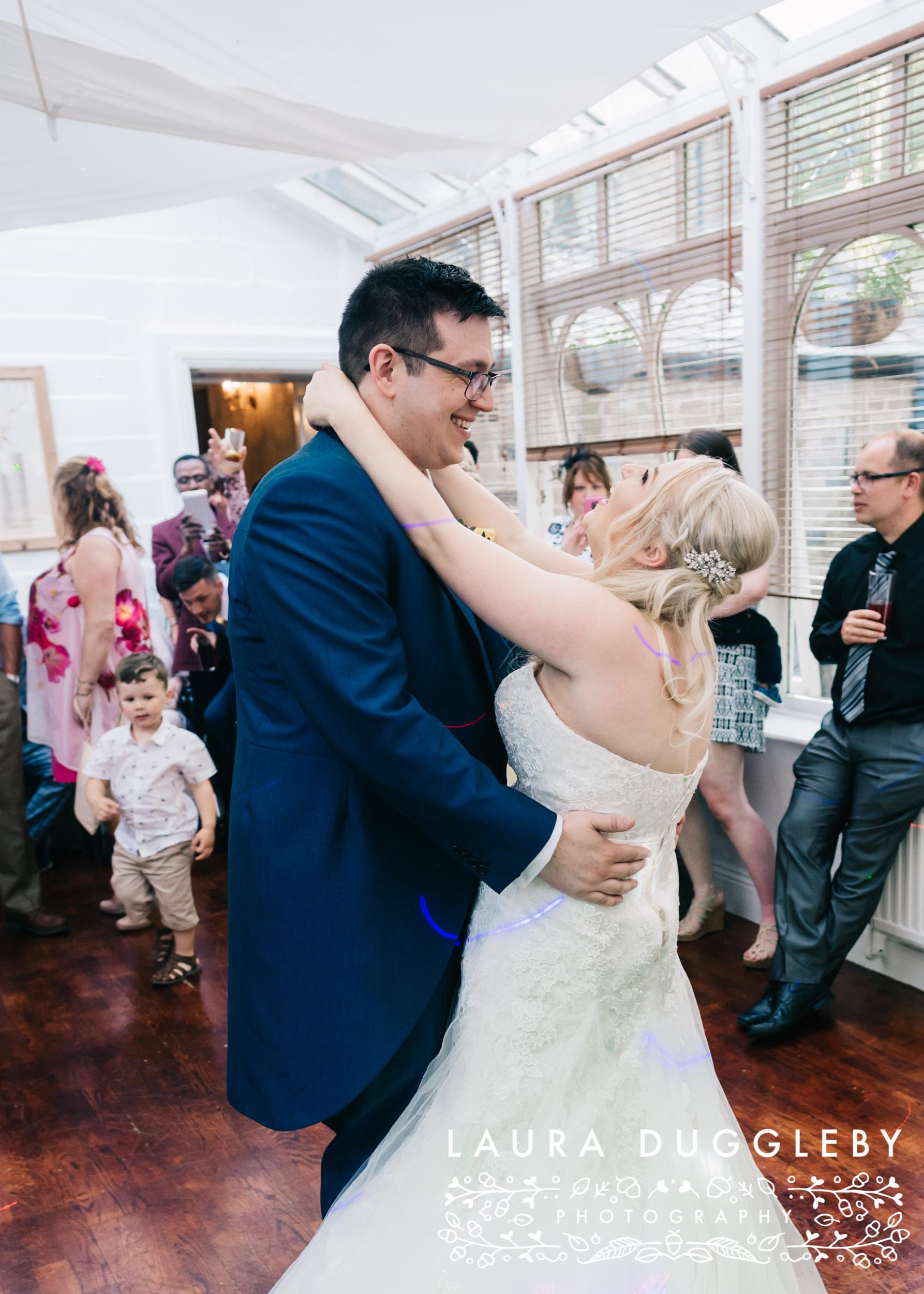 Rossendale Wedding Photographer - Sykeside Hotel70