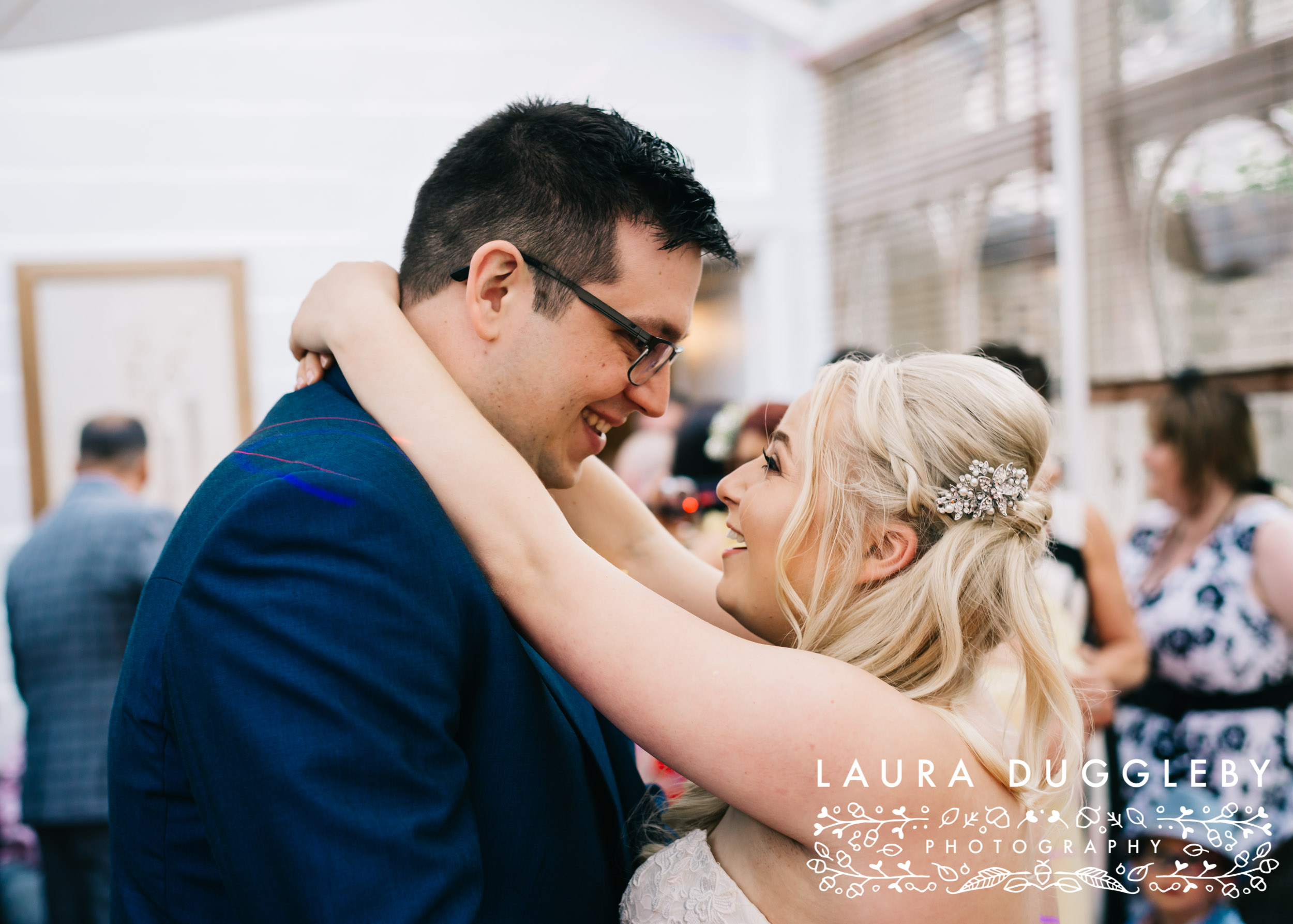Rossendale Wedding Photographer - Sykeside Hotel73