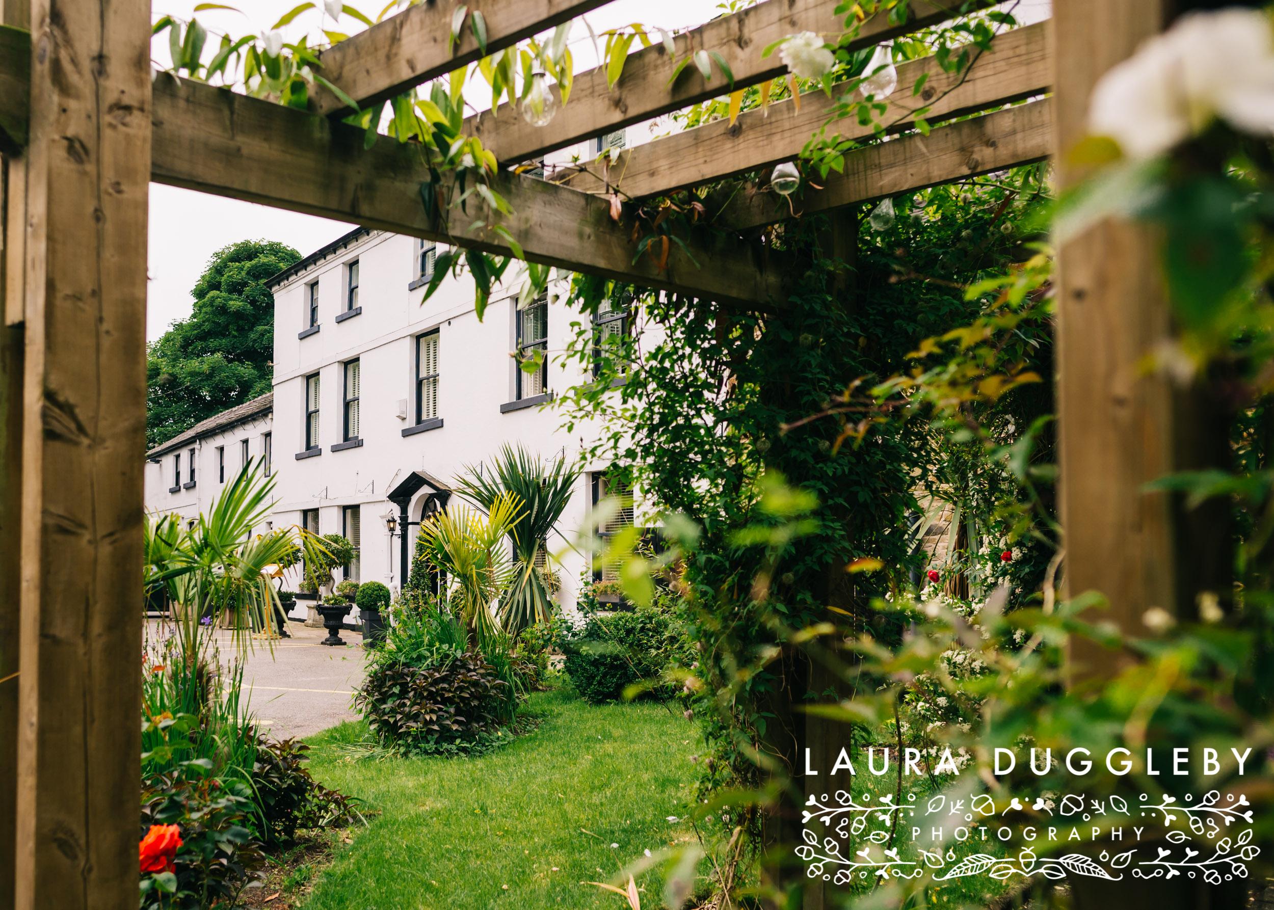 Accrington Wedding Photographer - Sparth House Hotel2