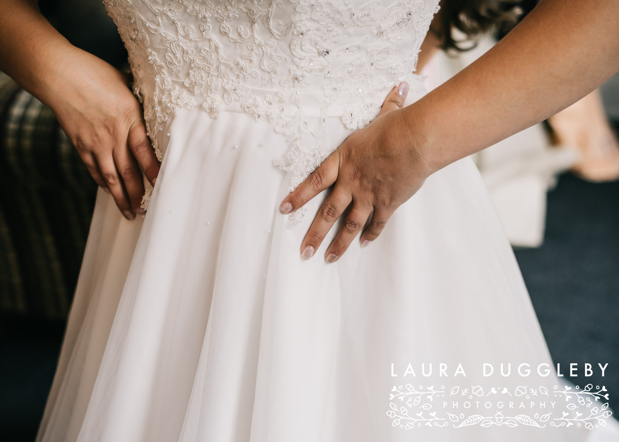 Accrington Wedding Photographer - Sparth House Hotel10