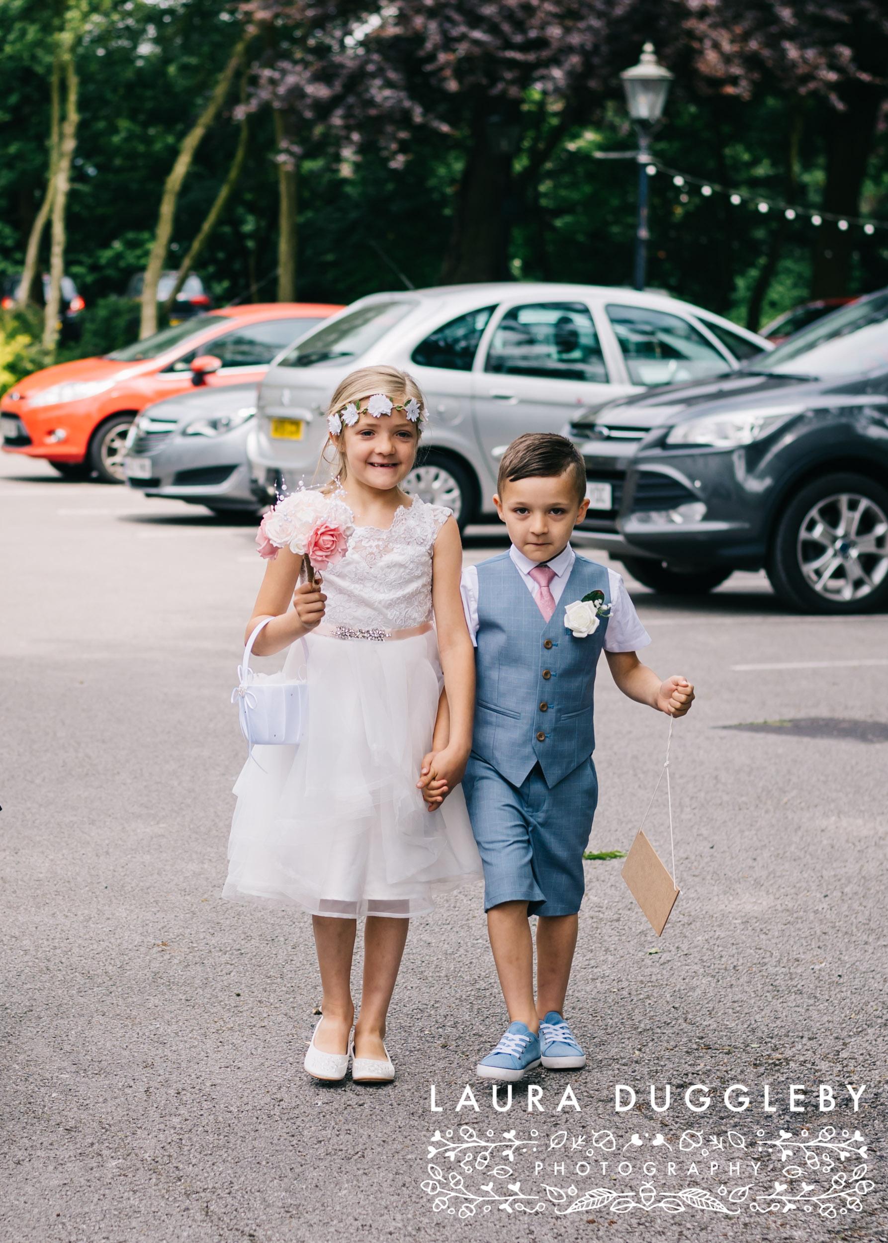 Accrington Wedding Photographer - Sparth House Hotel17