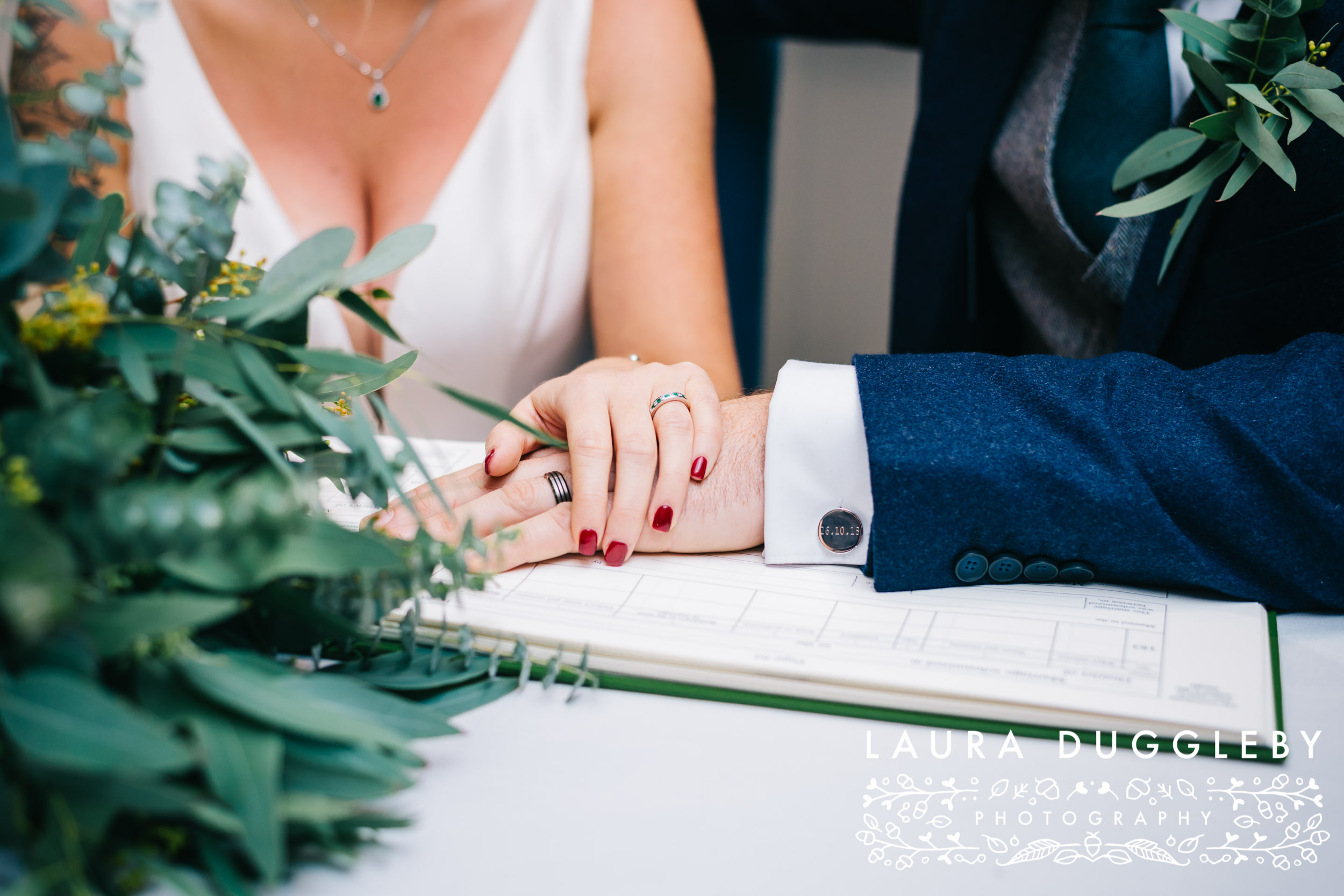 Manchester Wedding Photographer - Wedding At Great John Street Hotel3
