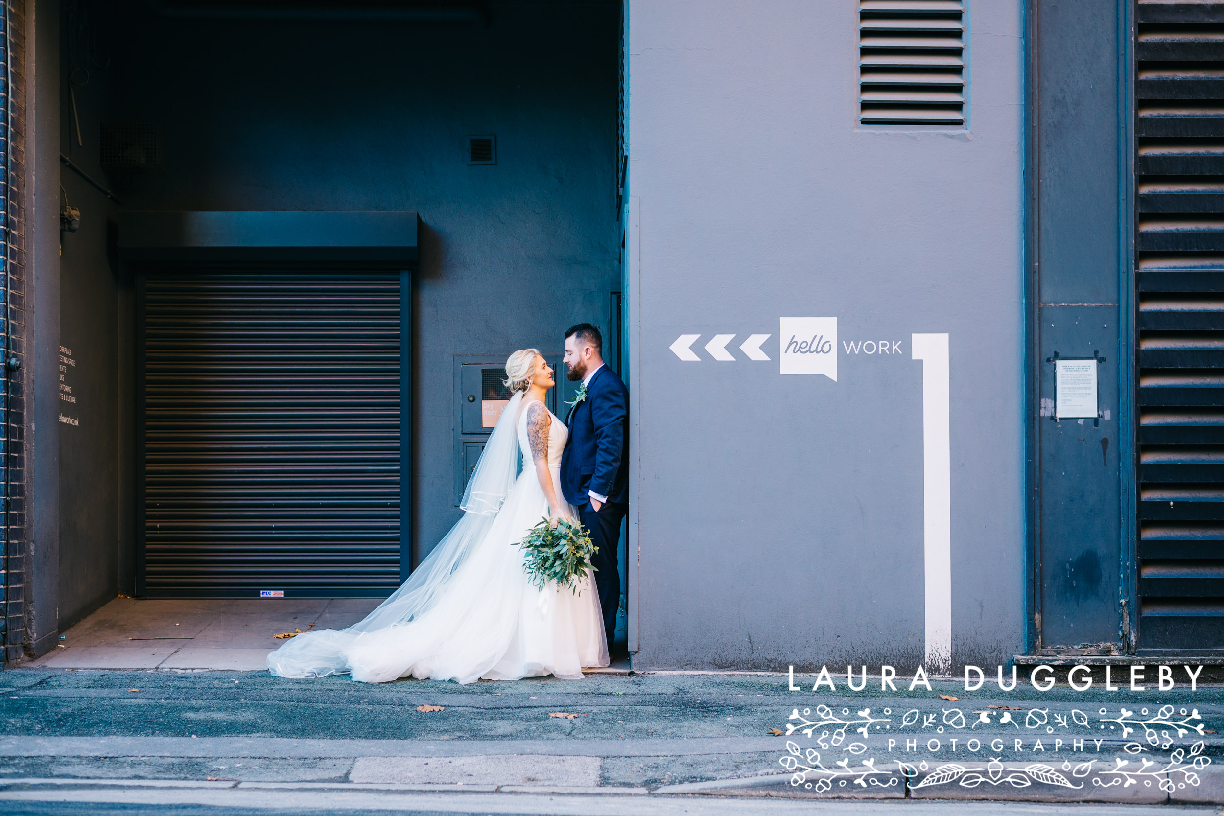 Manchester Wedding Photographer - Wedding At Great John Street Hotel9