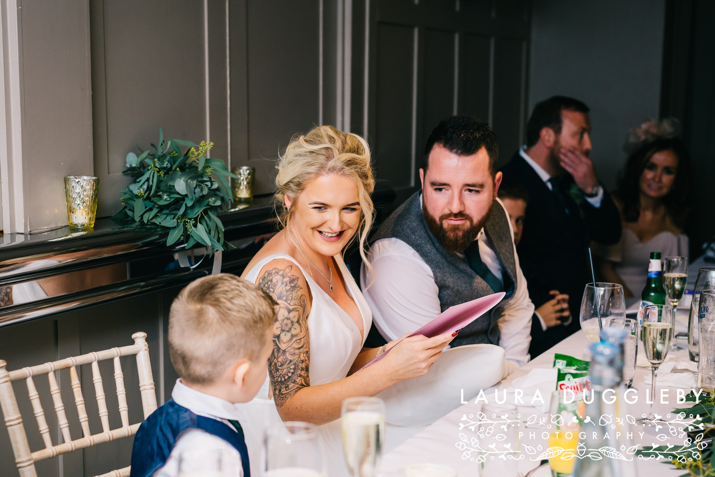Manchester Wedding Photographer - Wedding At Great John Street Hotel10