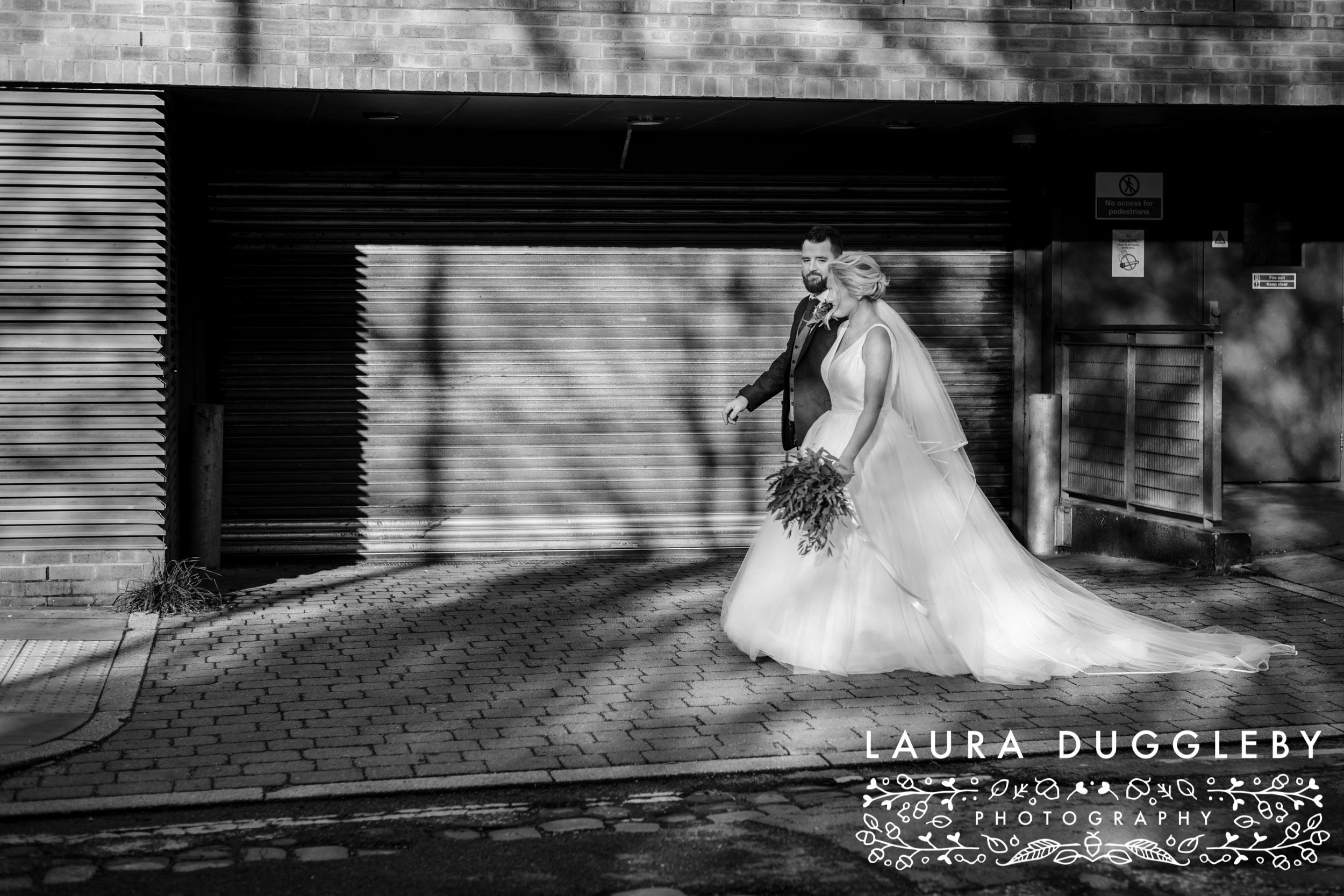 Manchester Wedding Photographer - Wedding At Great John Street Hotel7