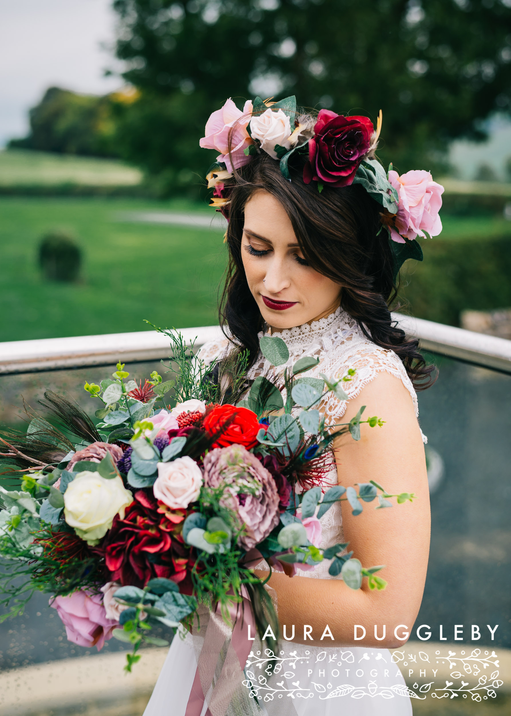 Thornton Hall Country Park - Wedding Photographer14