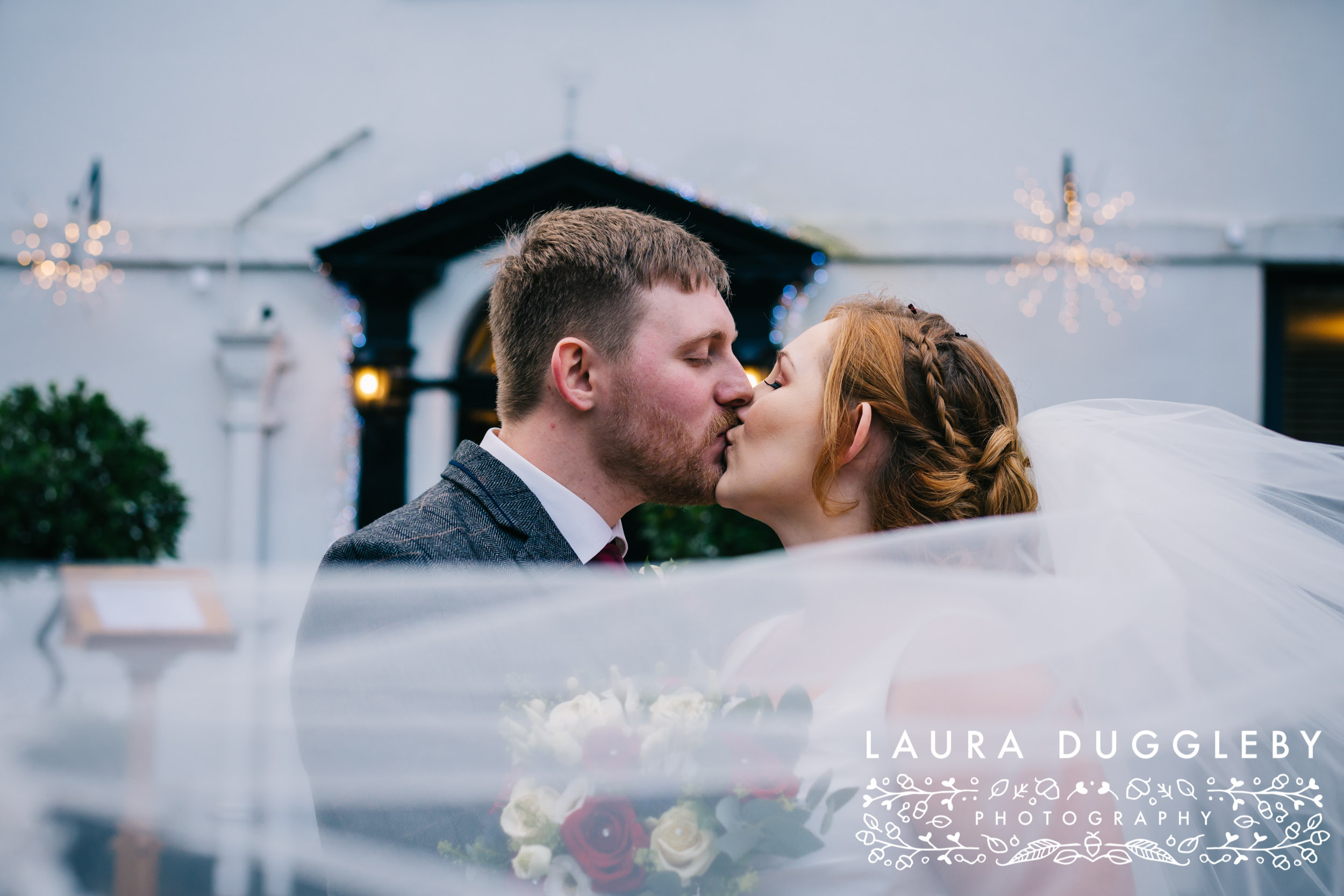 Sparth House Winter Wedding - Lanacashire Wedding Photographer