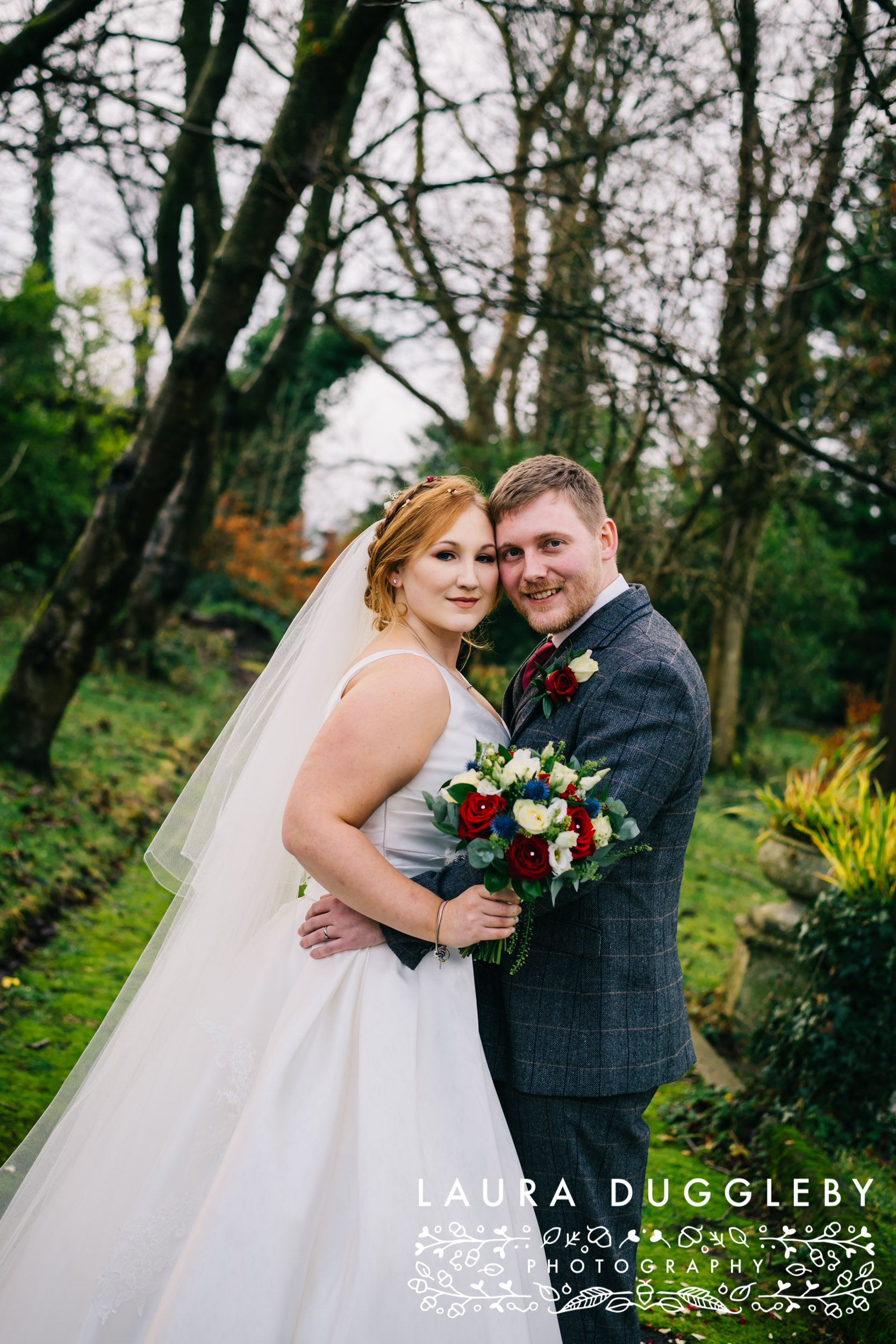 Sparth House Winter Wedding