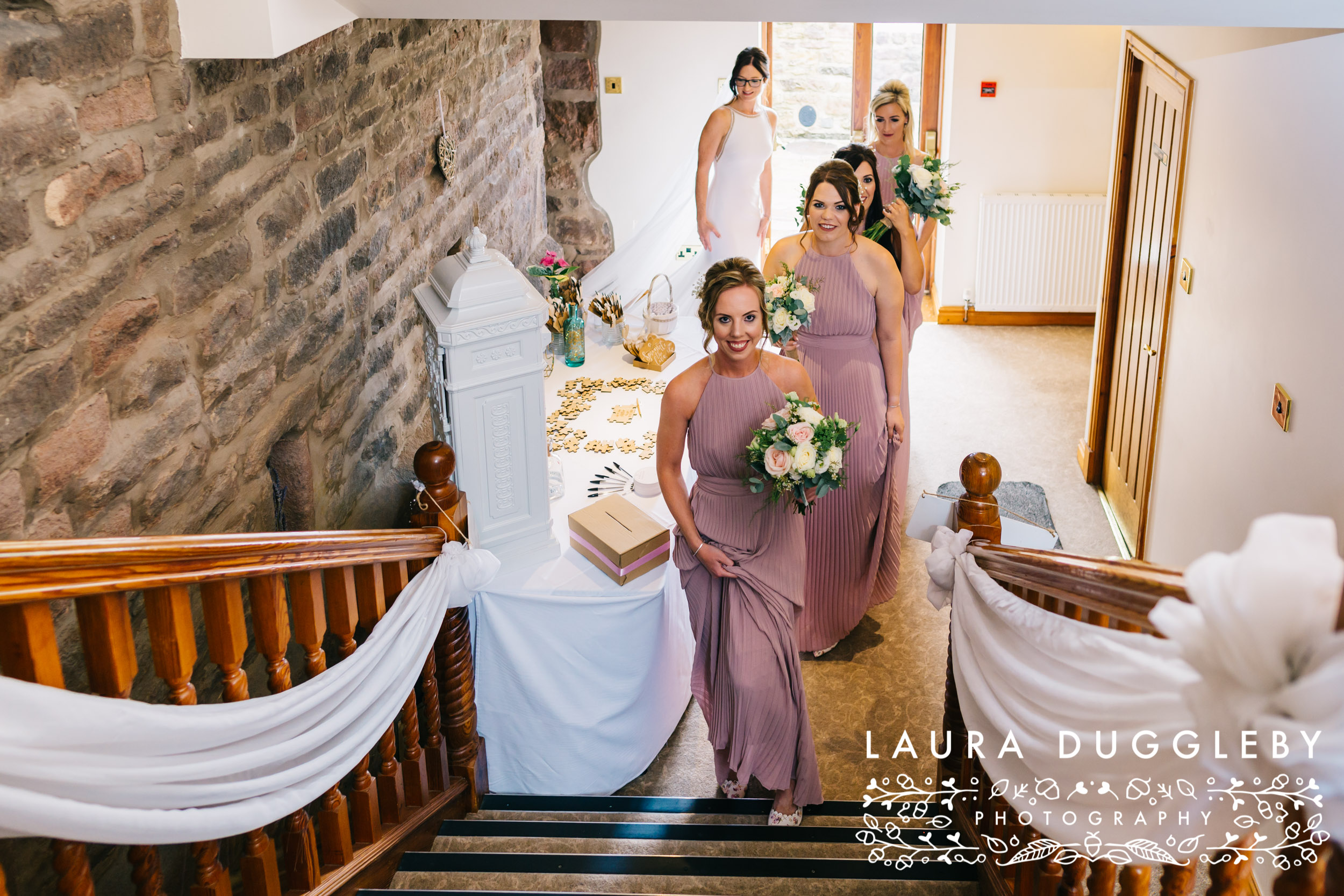 Beeston Manor Wedding Lancashire Photographer