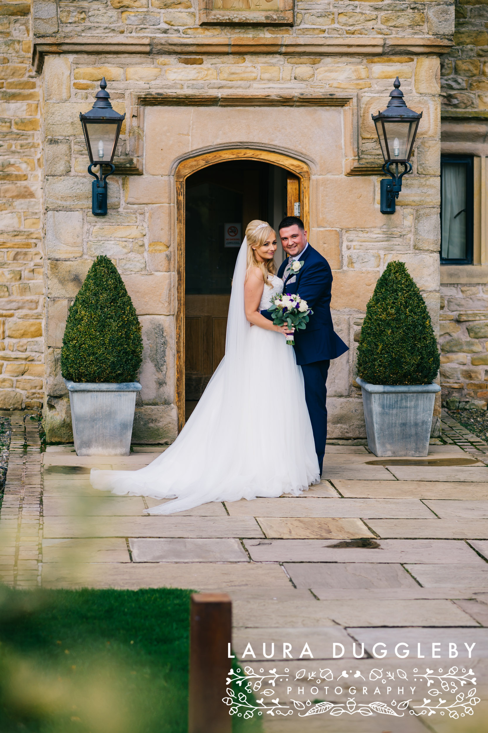 Lancashire Wedding Photographer - Stanley House