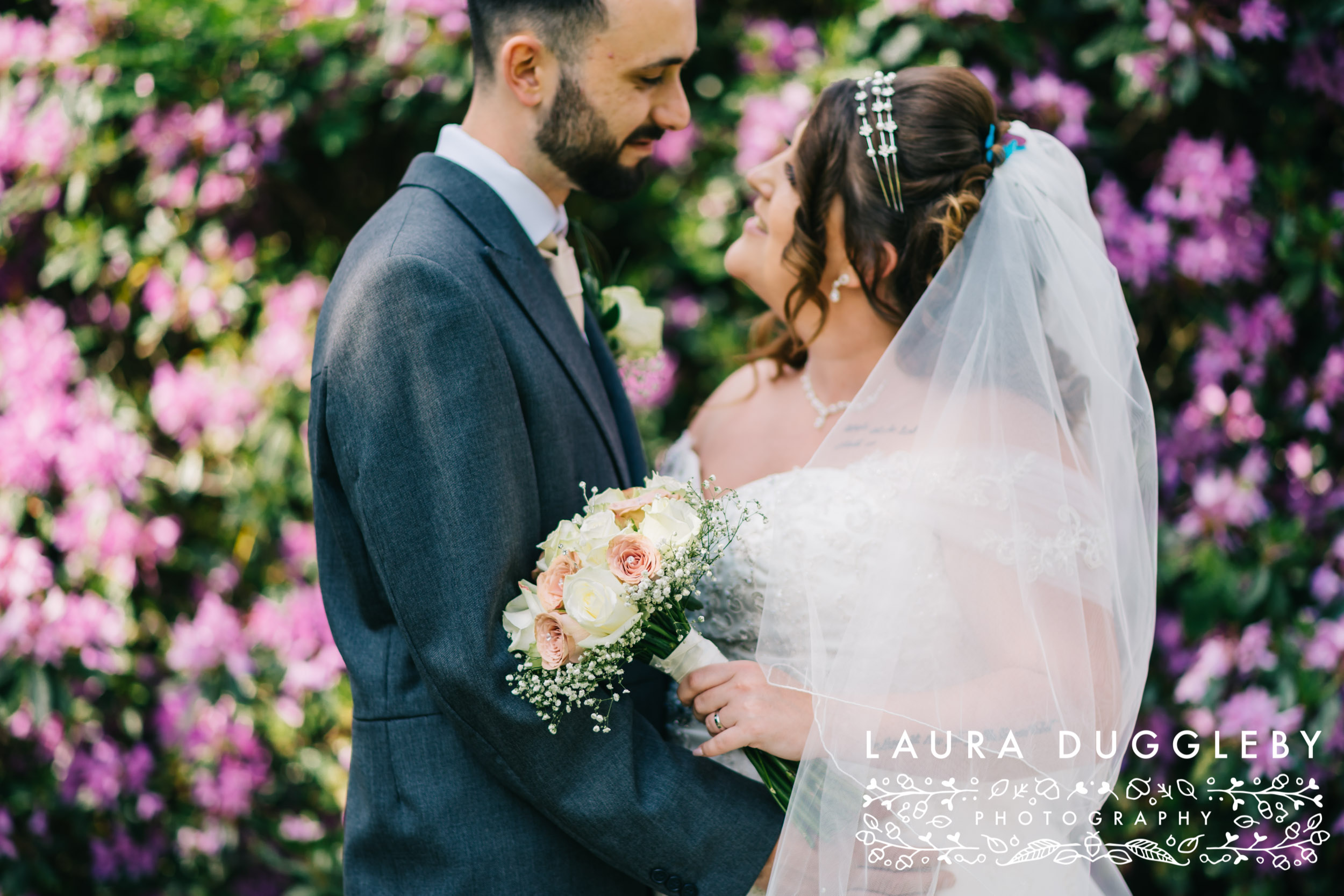 Lancashire Wedding Photography - Higher Trapp Country Hotel Wedding Photographer