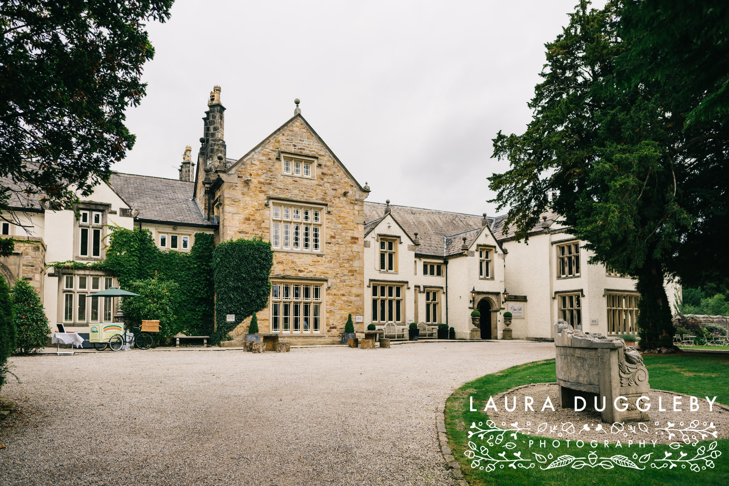 Mitton Hall Wedding Photography - Lancashire Wedding Photographer