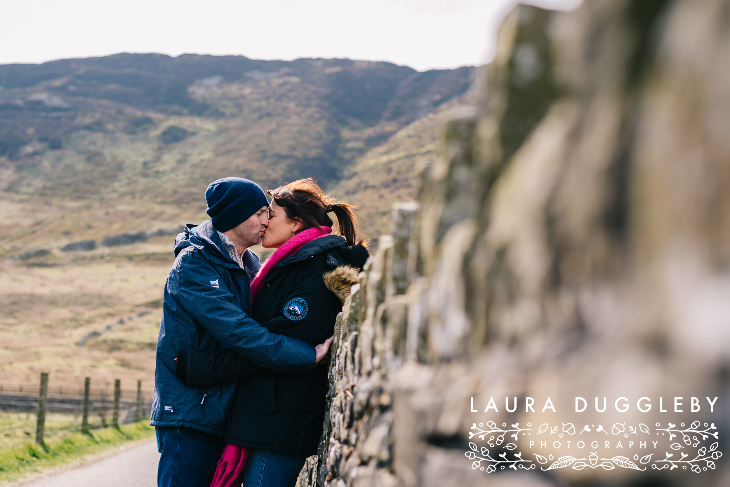 Calf Hey Reservoir - Rossendale Wedding Photographer