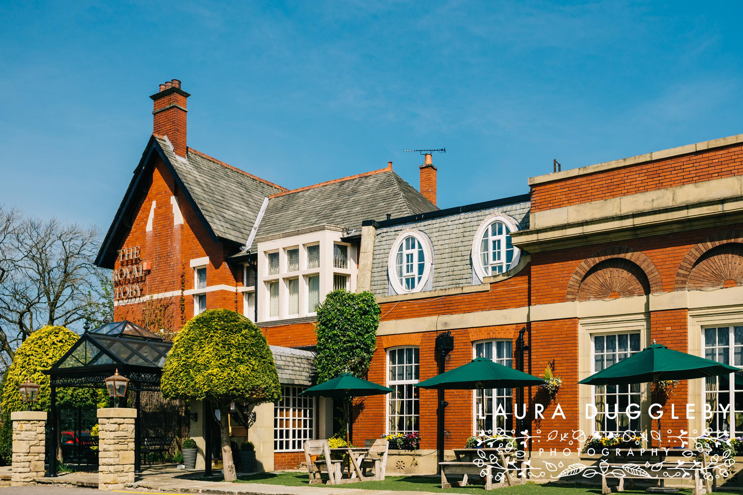 Rochdale Wedding Photographer  Royal Toby Hotel-6.jpg