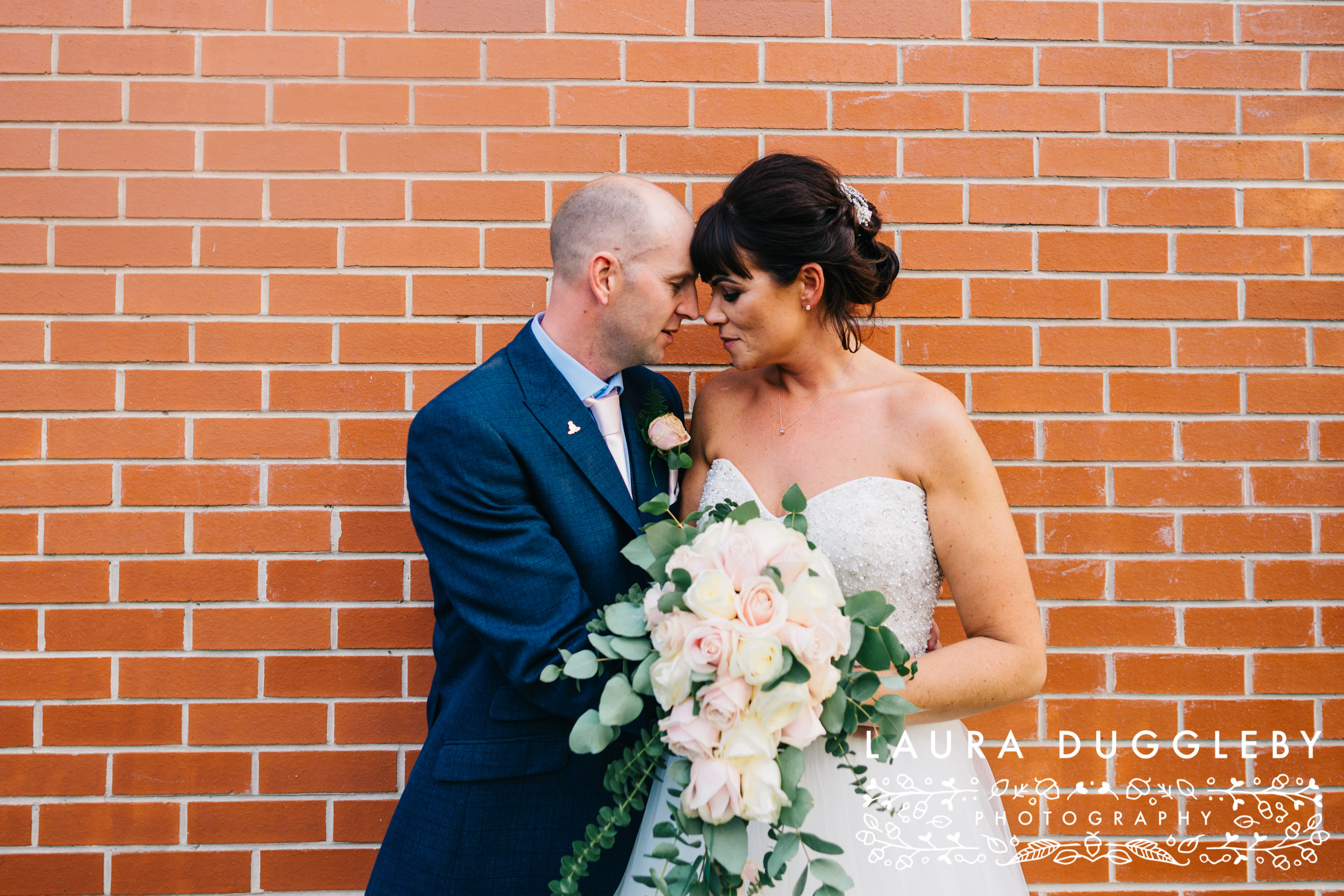 Royal Toby Hotel Rochdale Wedding Photographer