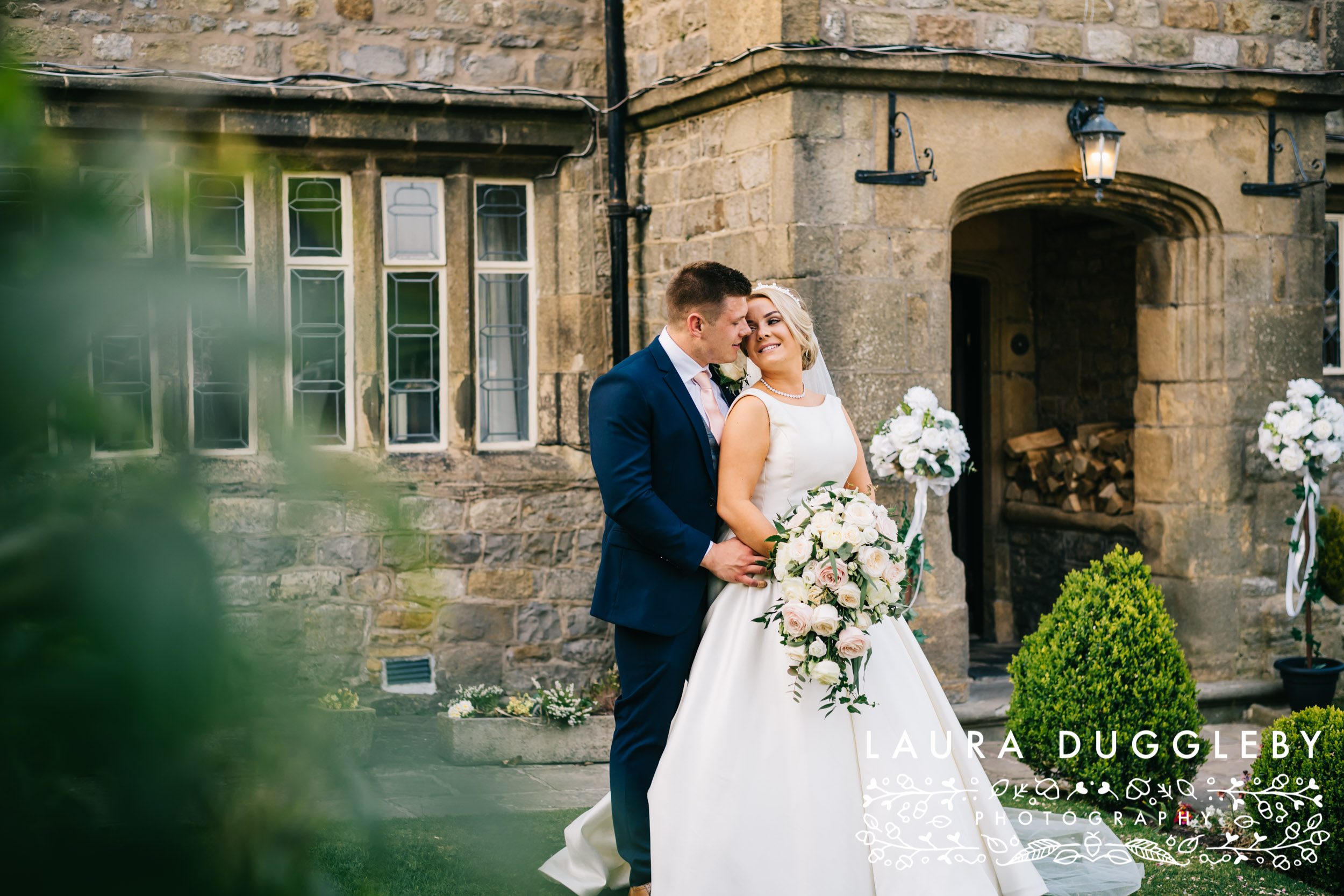Stirk House Gisburn Wedding Photography