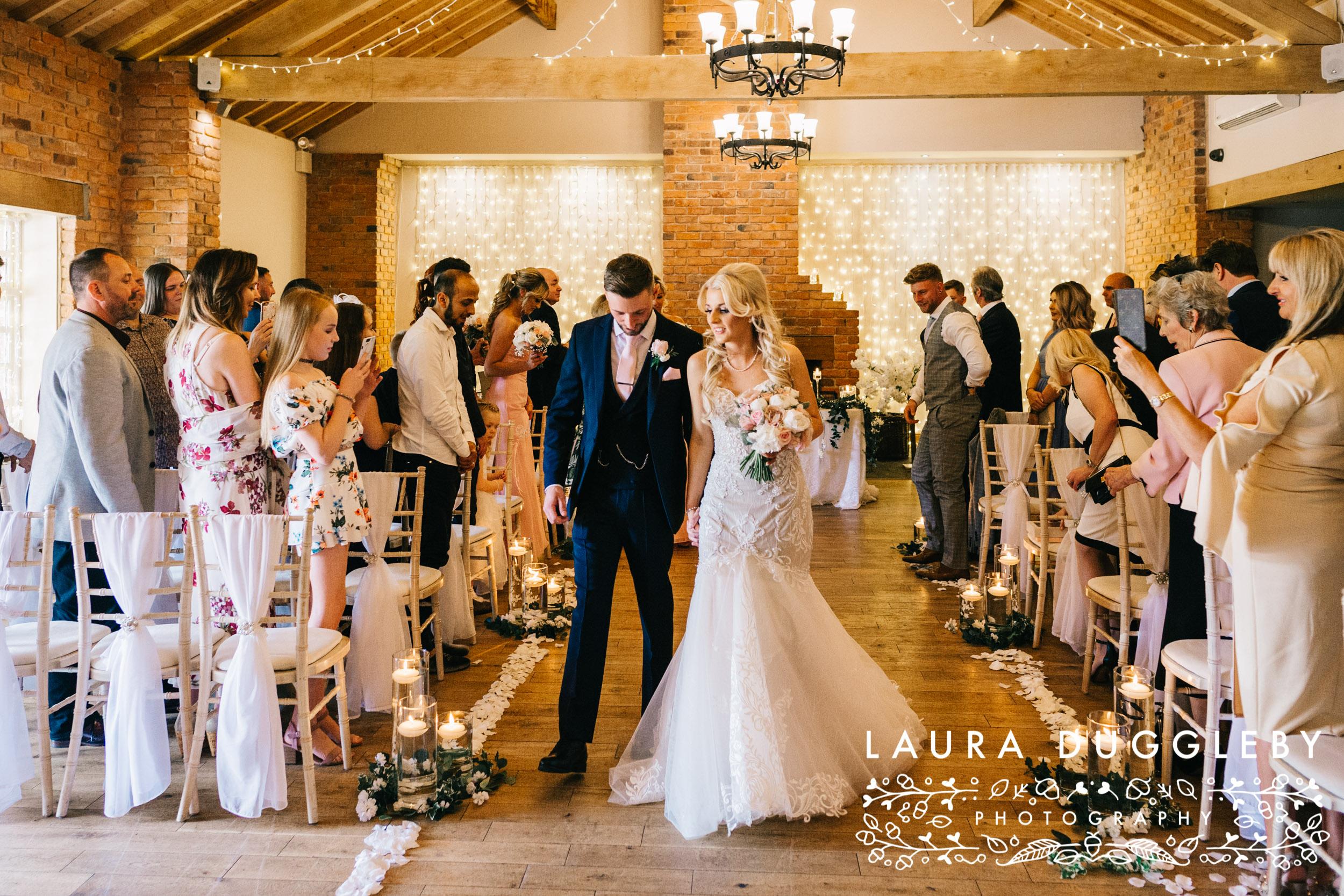 Lancashire Wedding Photographer - Charnock Farm