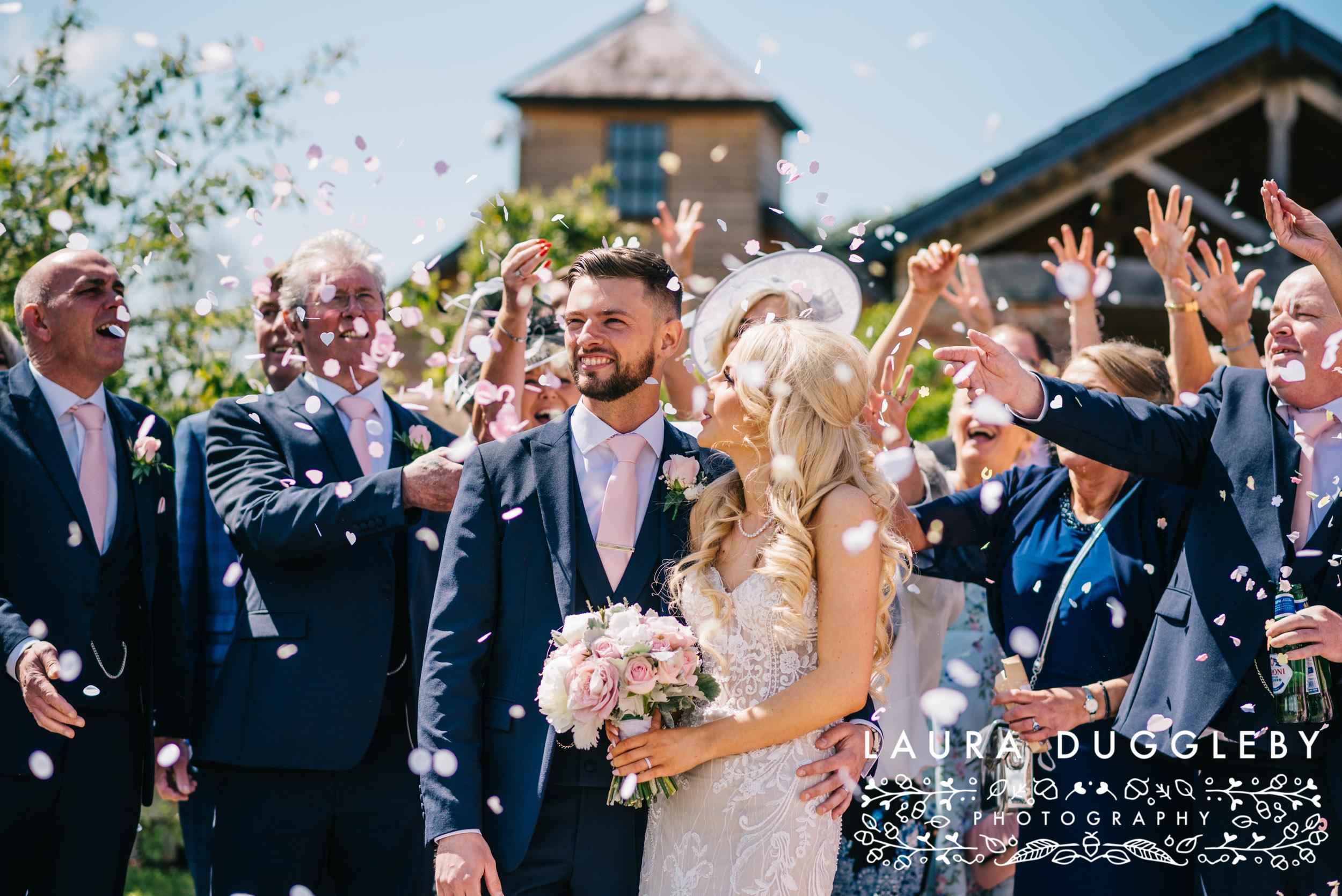 Charnock Farm Lancashire Wedding Photography