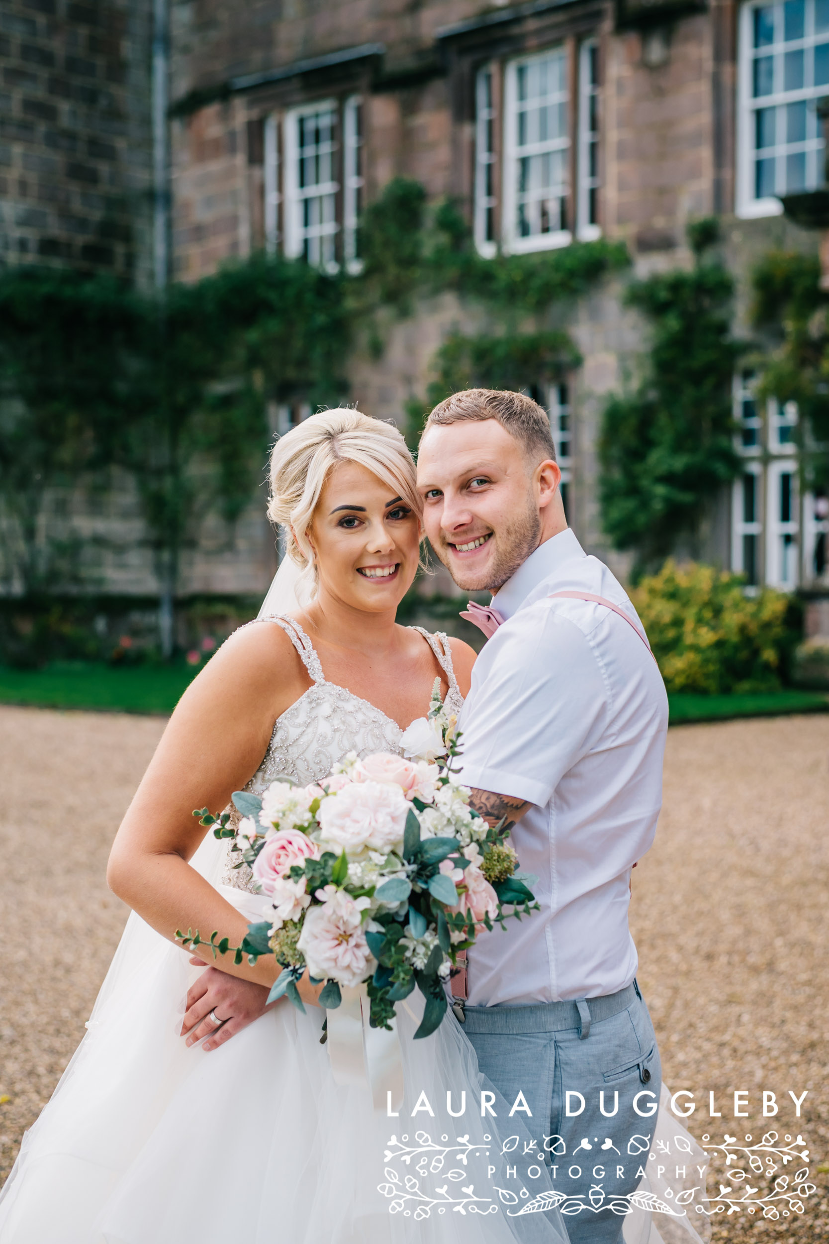 Browsholme Hall Wedding Photography