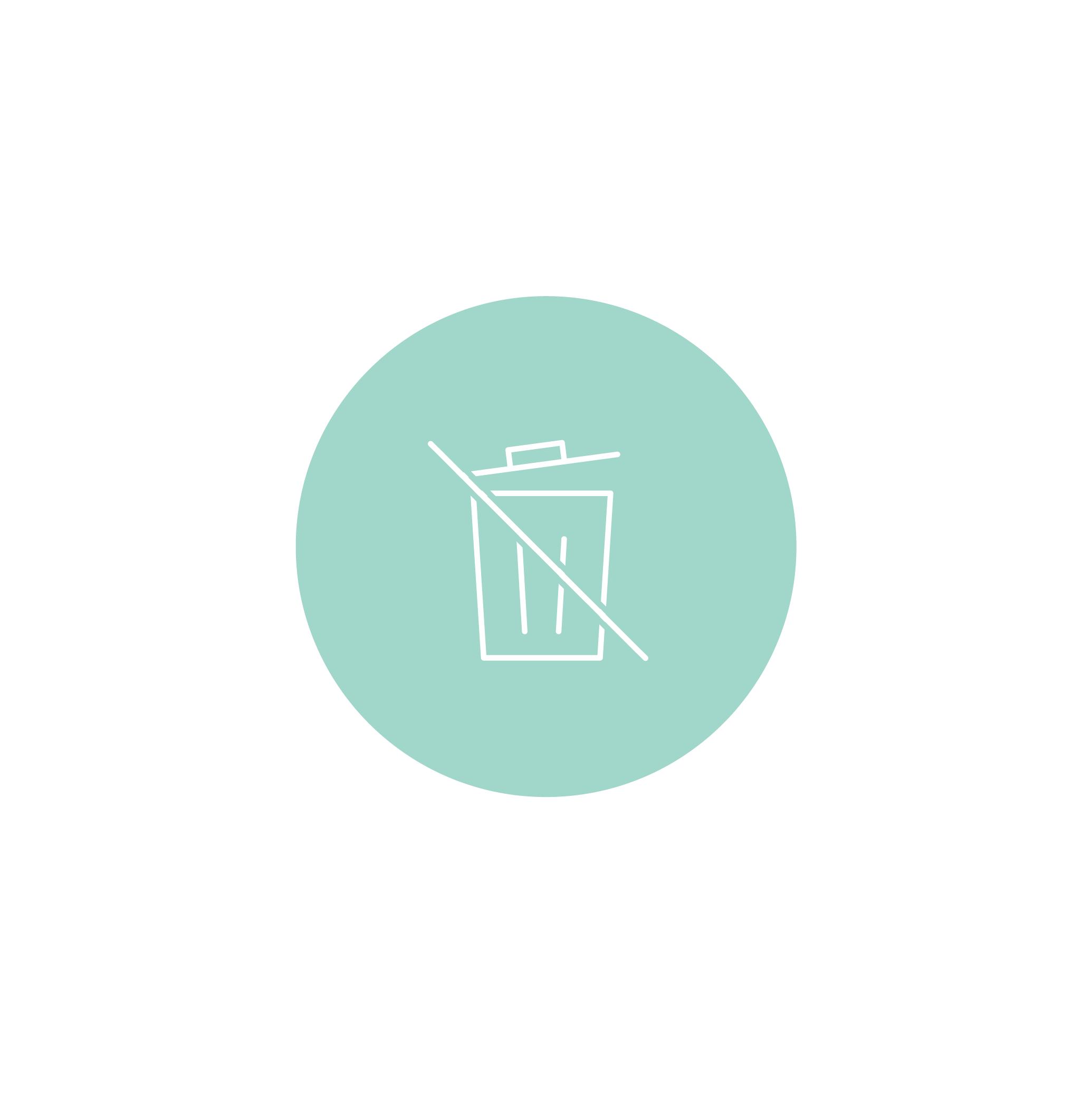 Aktive Müllvermeidung  RECUP ist die nachhaltige Alternative zum Einwegbecher: Jeder genutzte Pfandbecher vermeidet Einwegmüll.