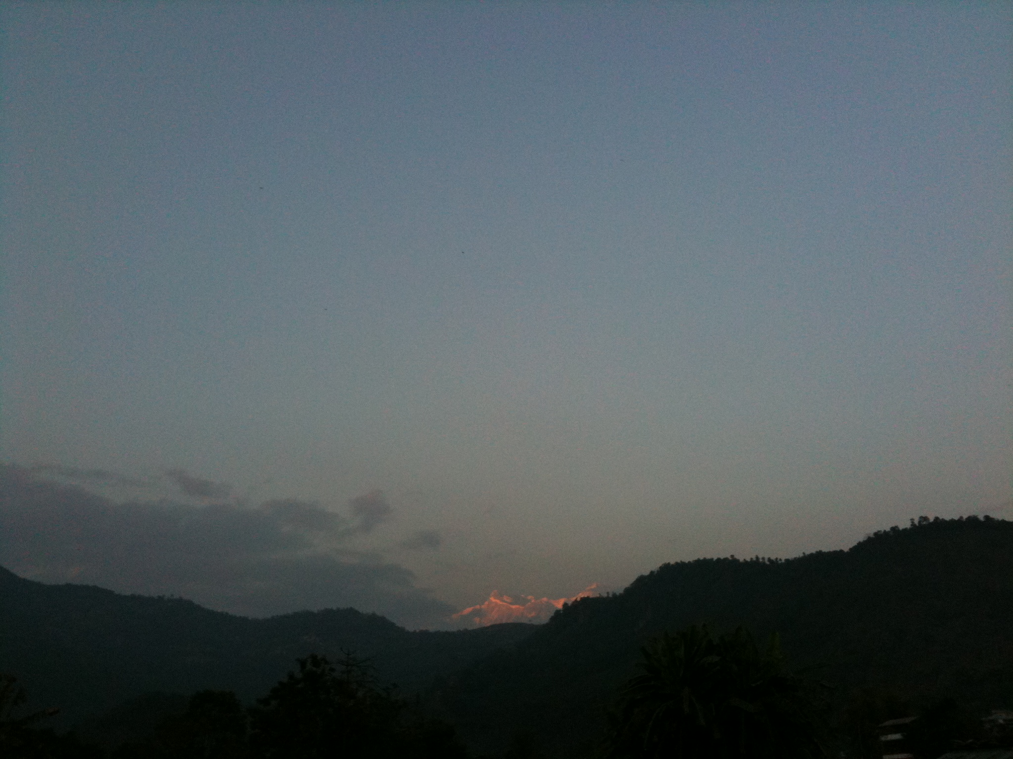 SUNSET IN THE HIMALAYAS JPG.JPG