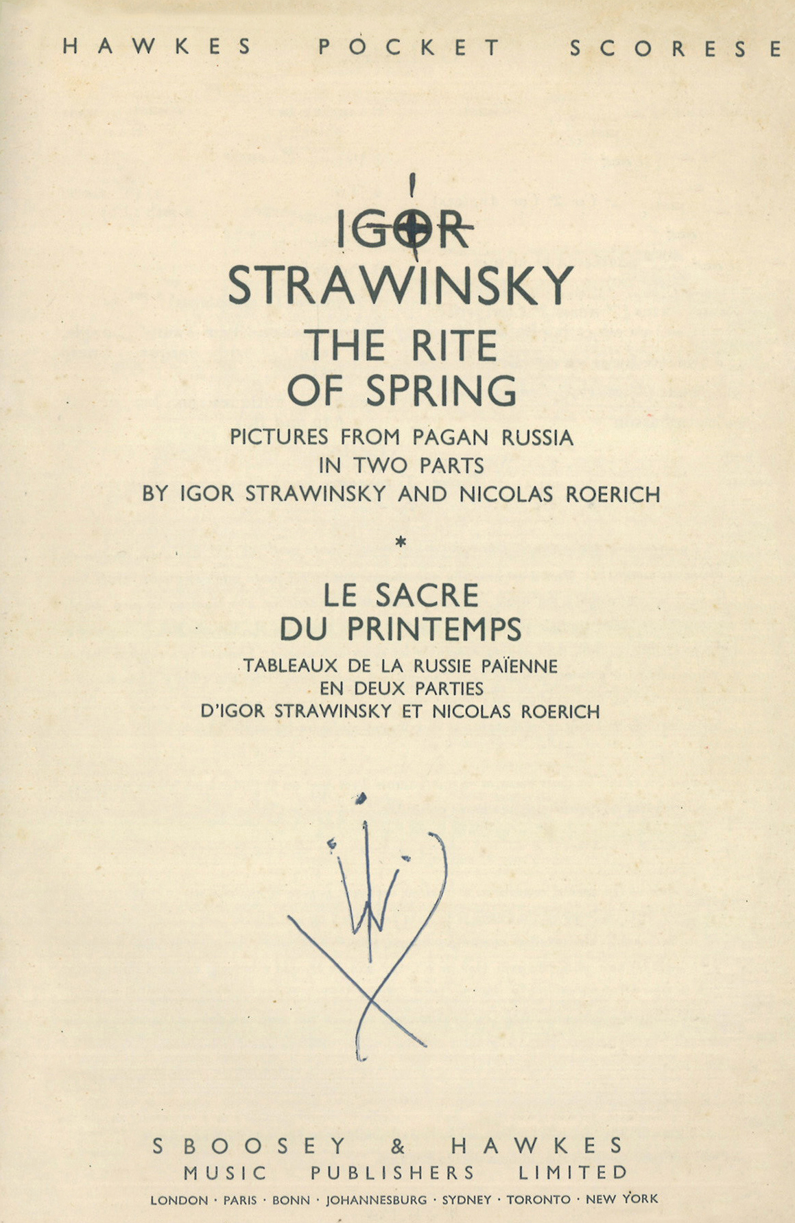 SCORE THE RITE OF SPRING BY IGOR  STRAVINSKY  2.jpg