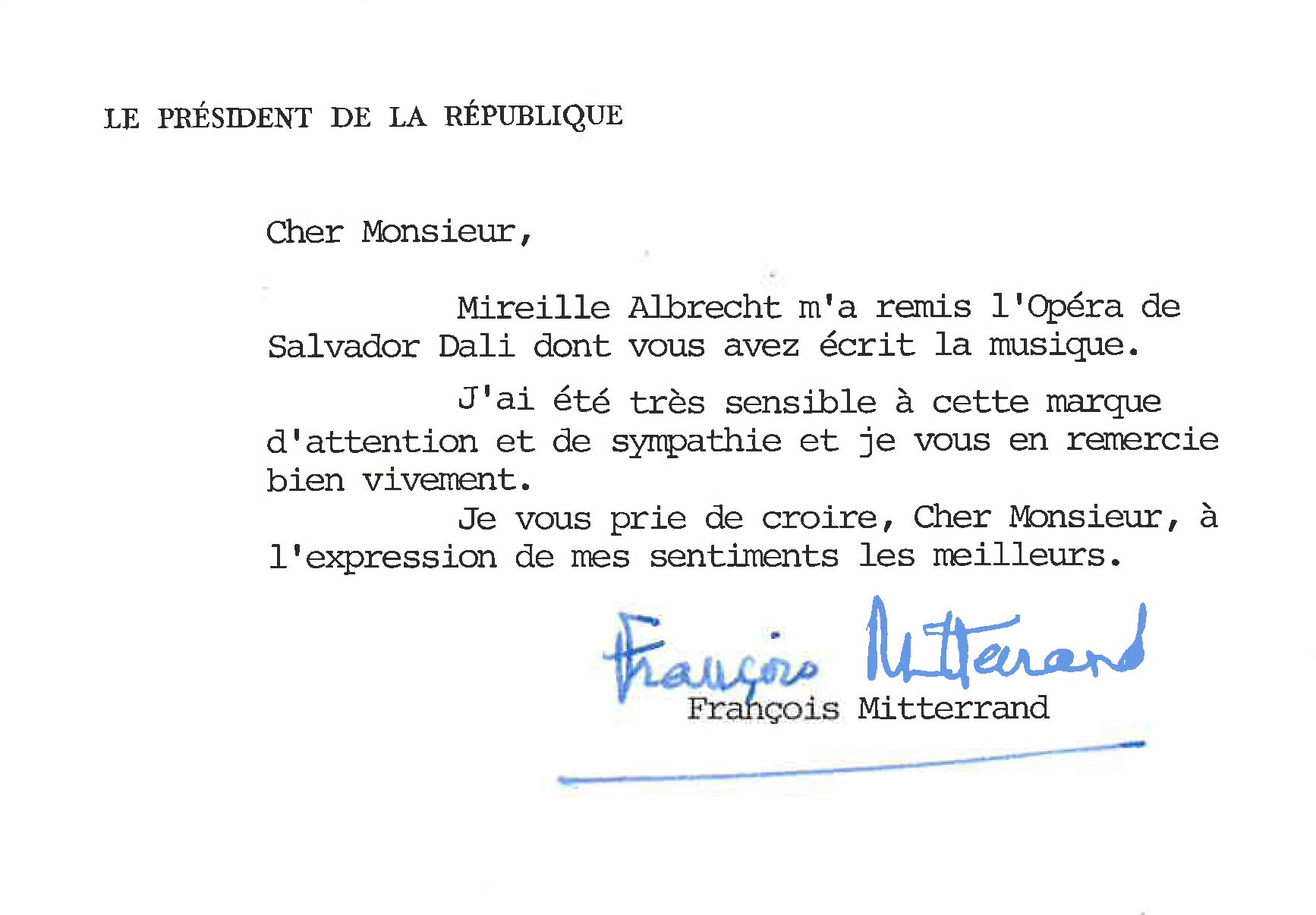 TEXTE FRANCOIS MITTERRAND FRESIDENT OF THE FRENCH REPUBLIC TO IGOR .jpg