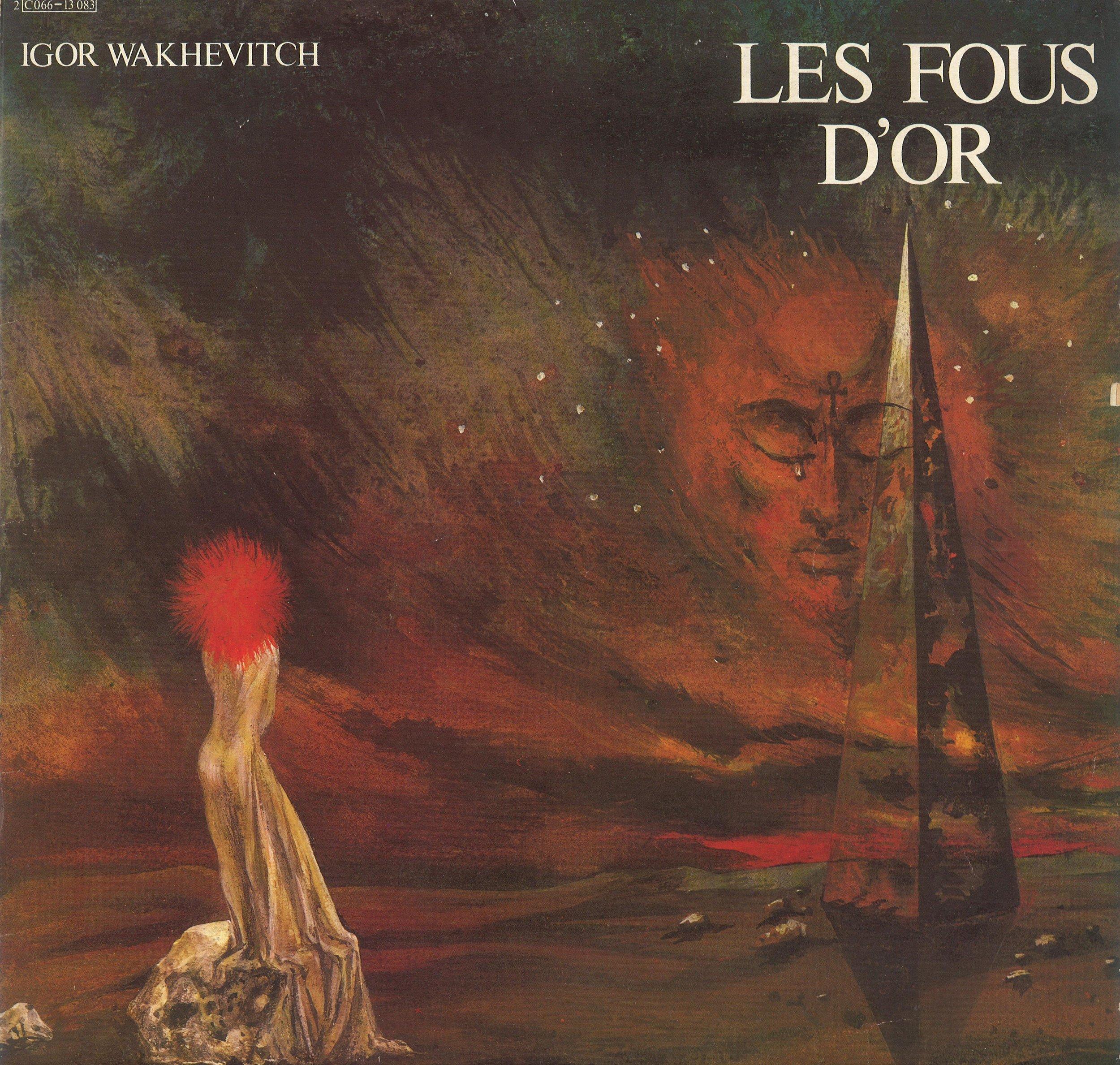 Cover of the album Les Fous d'Or jpg.jpg