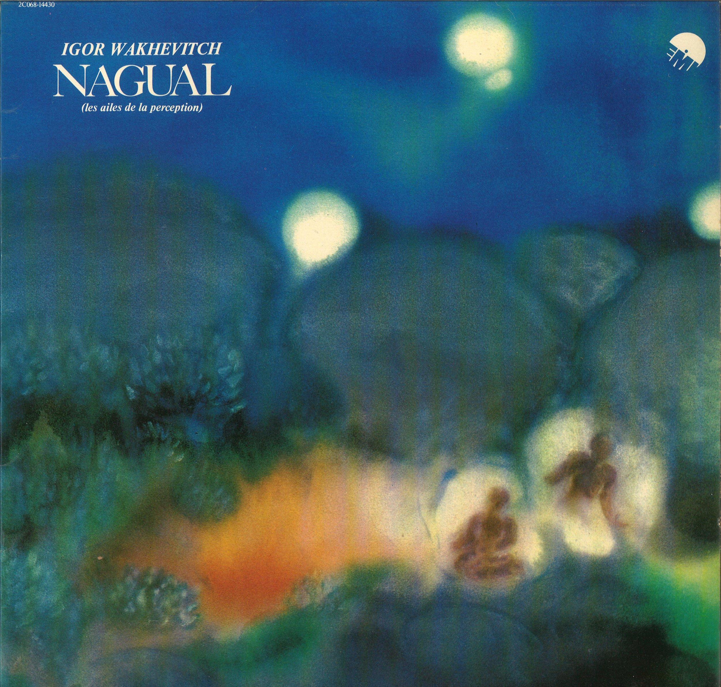 """""""NAGUA"""" les ailes de la perception (EMI)"""