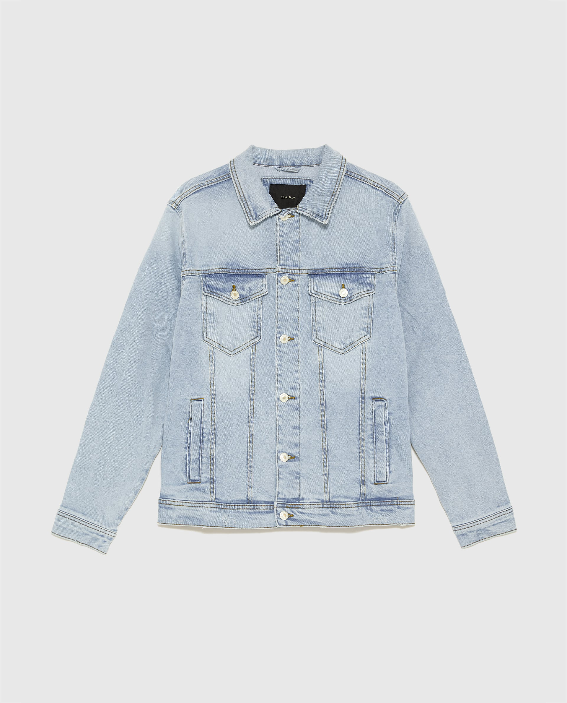Zara Washed Denim Jacket.jpg