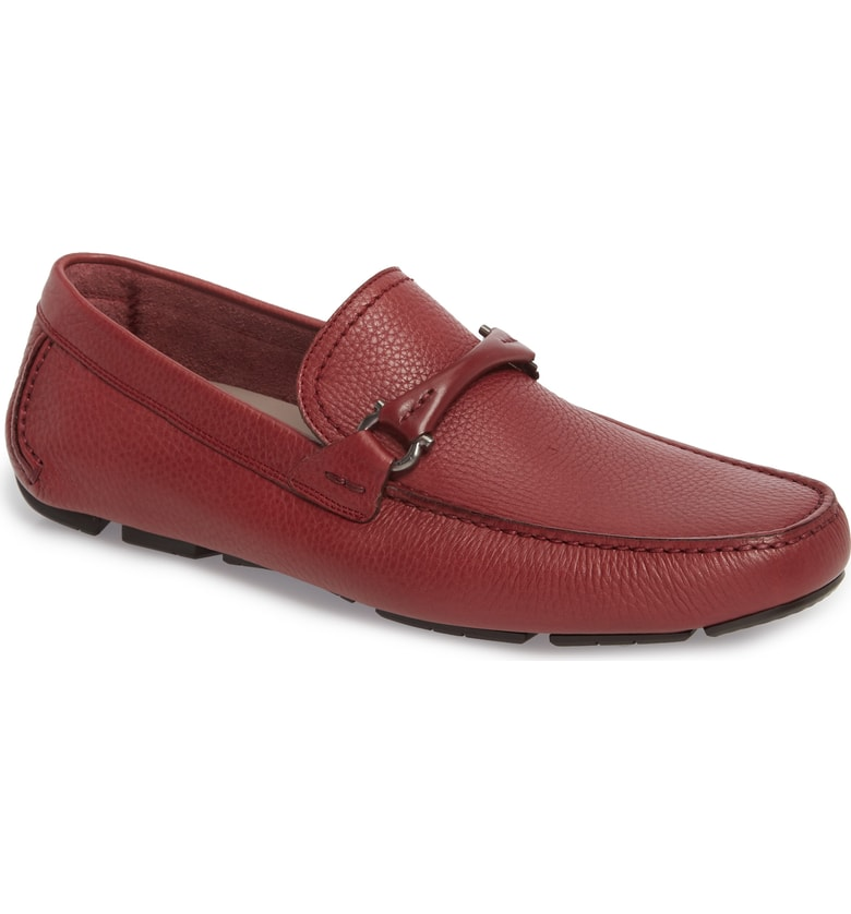 Salvatore Ferragamo Red Loafers.jpg