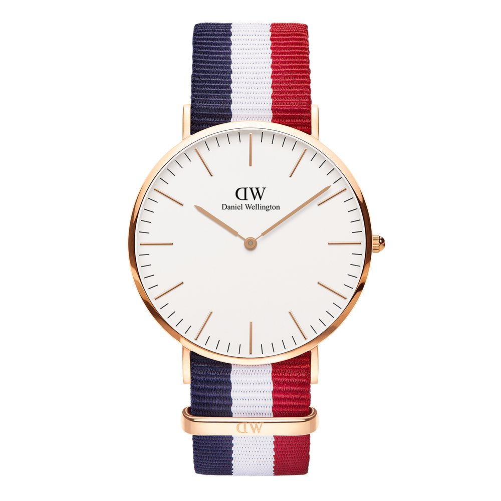 Daniel Wellington NATO RWB Watch.jpeg