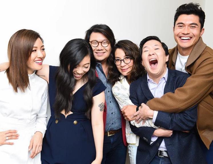 Cast of Crazy Rich Asians  @KenJeong