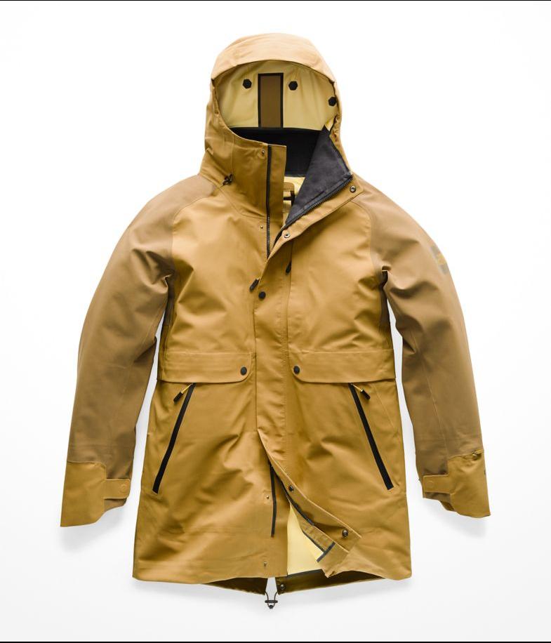 The North Face Techwear Tan Jacket.png