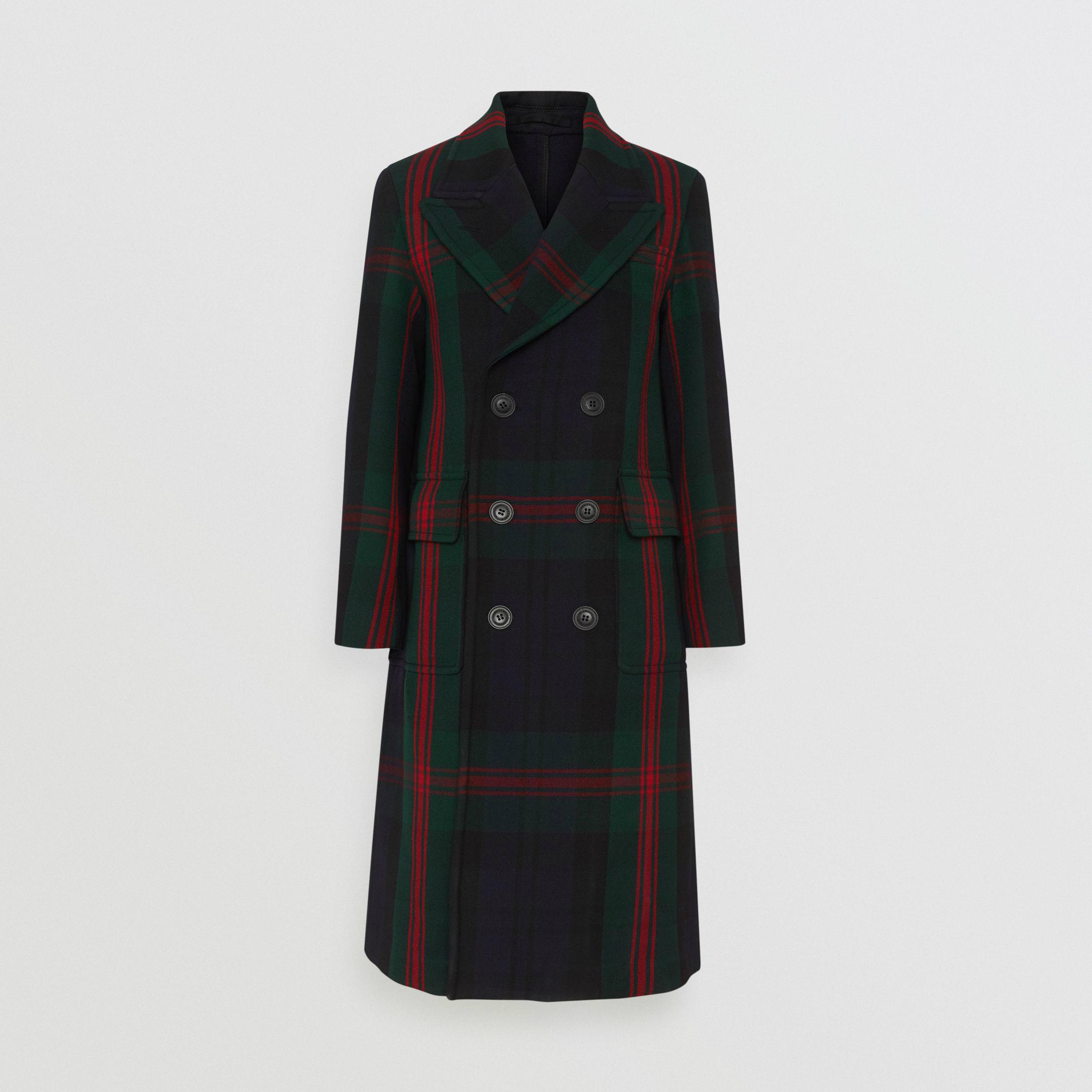 Burberry Plaid Topcoat.jpg