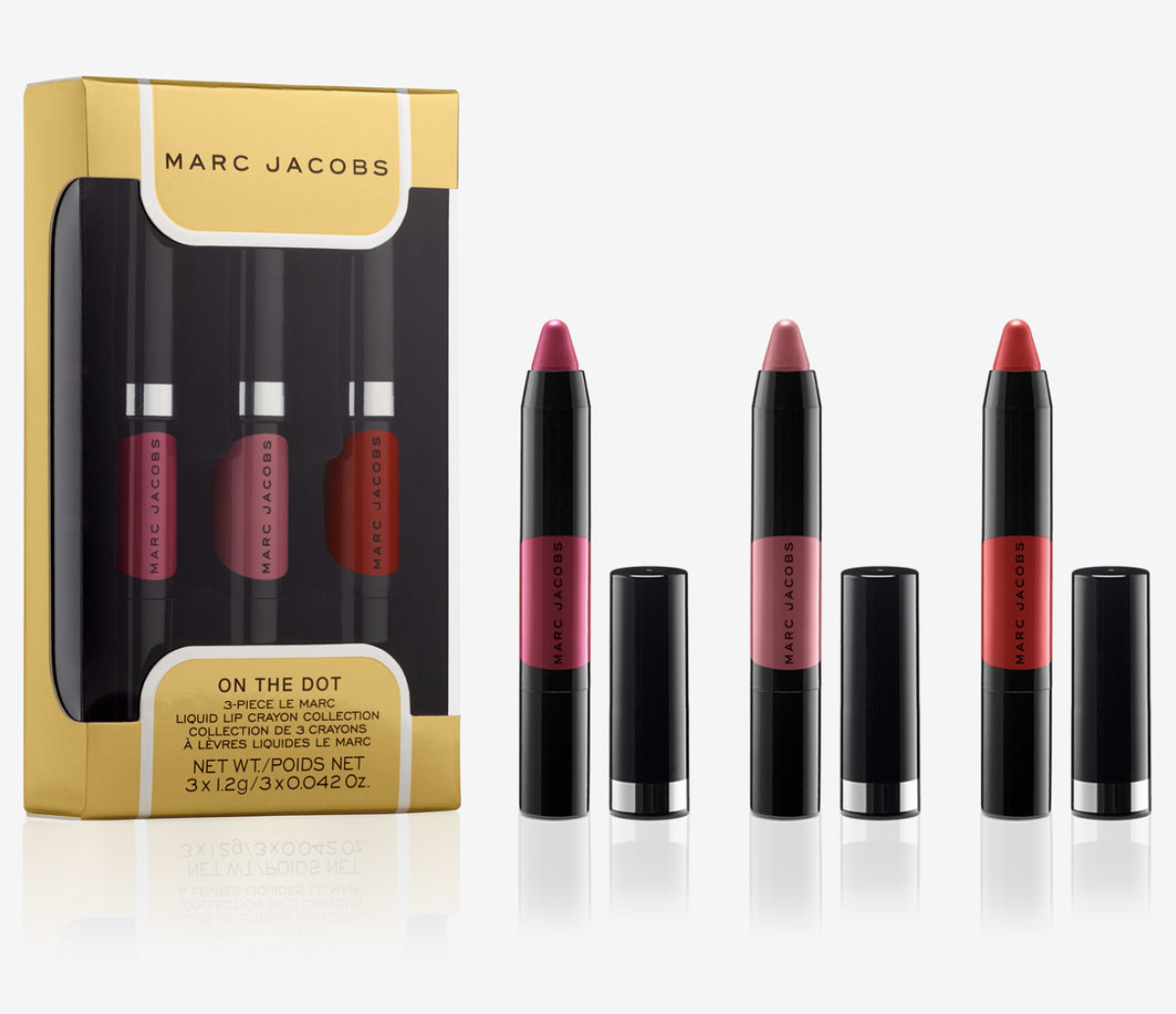 Photo credit: Marc Jacobs Beauty