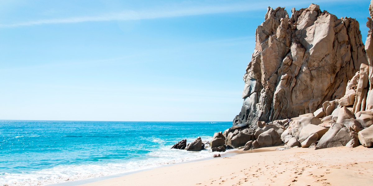 Chileno Beach, Los Cabos, Mexico. Photo courtesy of  Villa Group