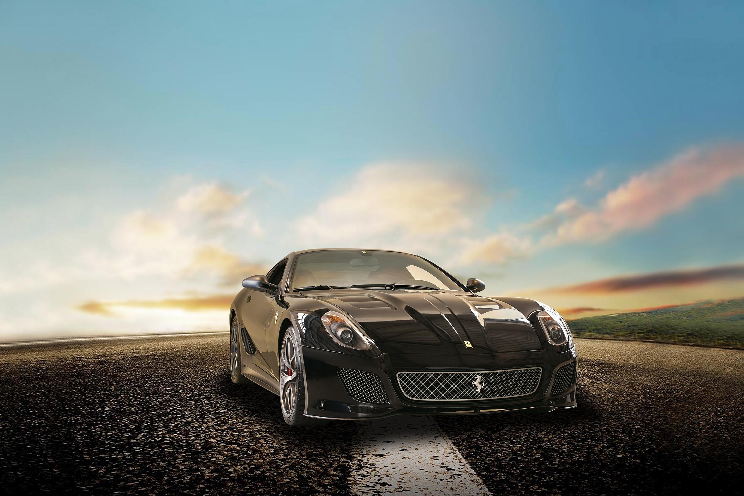 Ferrari Tonyhphoto
