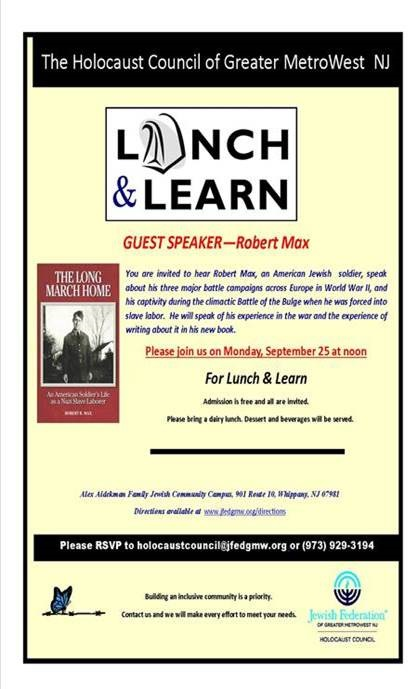 Lunch and Learn Robert Max Sept 2017.jpg