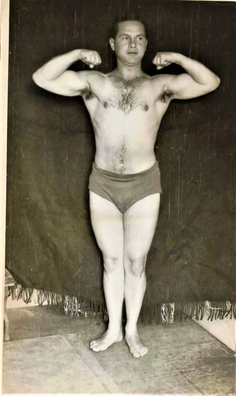 Ignas Krakowiak - circa 1920 - Warsaw