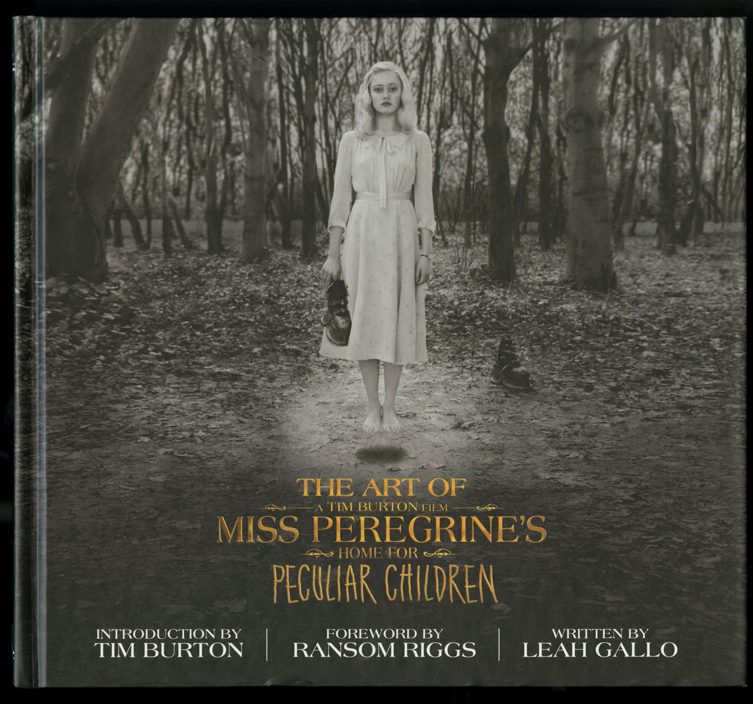 The Art of Miss Peregrine's Home For Peculiar Children - Writer, Editor, Contributing Photographer© 2016 Twentieth Century Fox Film Corporationhttp://www.bookreferees.org/2016/10/24/spotlightreview-the-art-of-miss-peregrines-home-for-peculiar-children-leah-gallo/