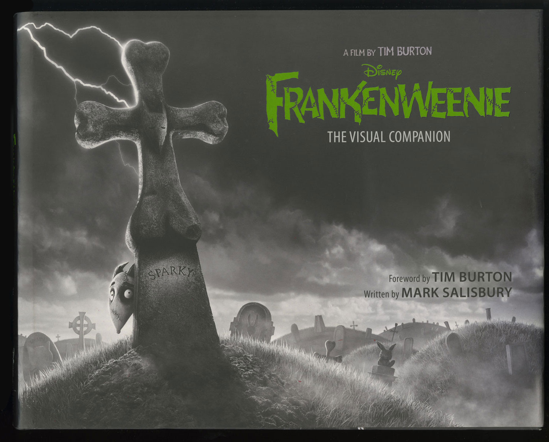 Frankenweenie:The Visual Companion - Editor, Photographer© 2013 Disney Enterprises, Inc.http://www.parkablogs.com/content/book-review-frankenweenie-visual-companion