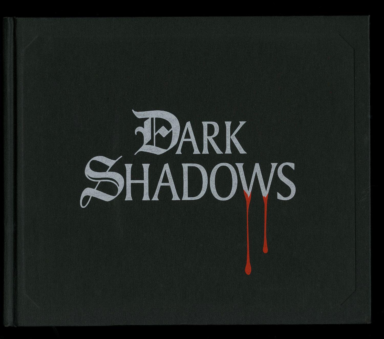 Dark Shadows:Cast & Crew Book - Editor, Contributing PhotographerLimited Edition© 2012 Warner Bros. Entertainment Inc.Sample spreads here