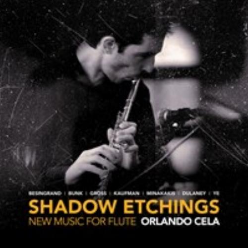 Skiagraphies II (2018)  Orlando Cela, flute.  Available on  Spotify  or  Amazon