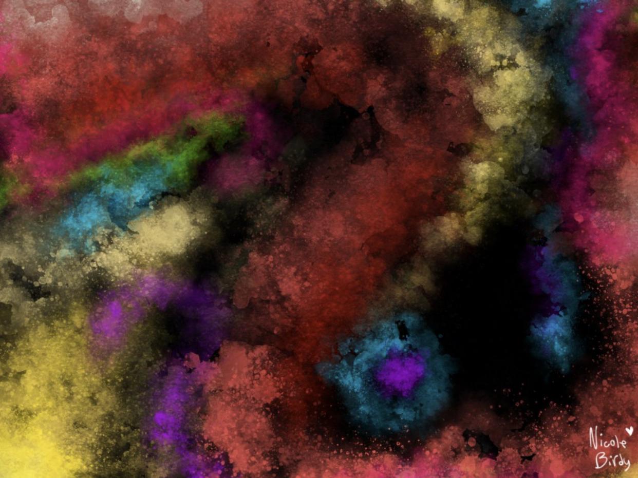 Theme Tune Synesthesia Art!