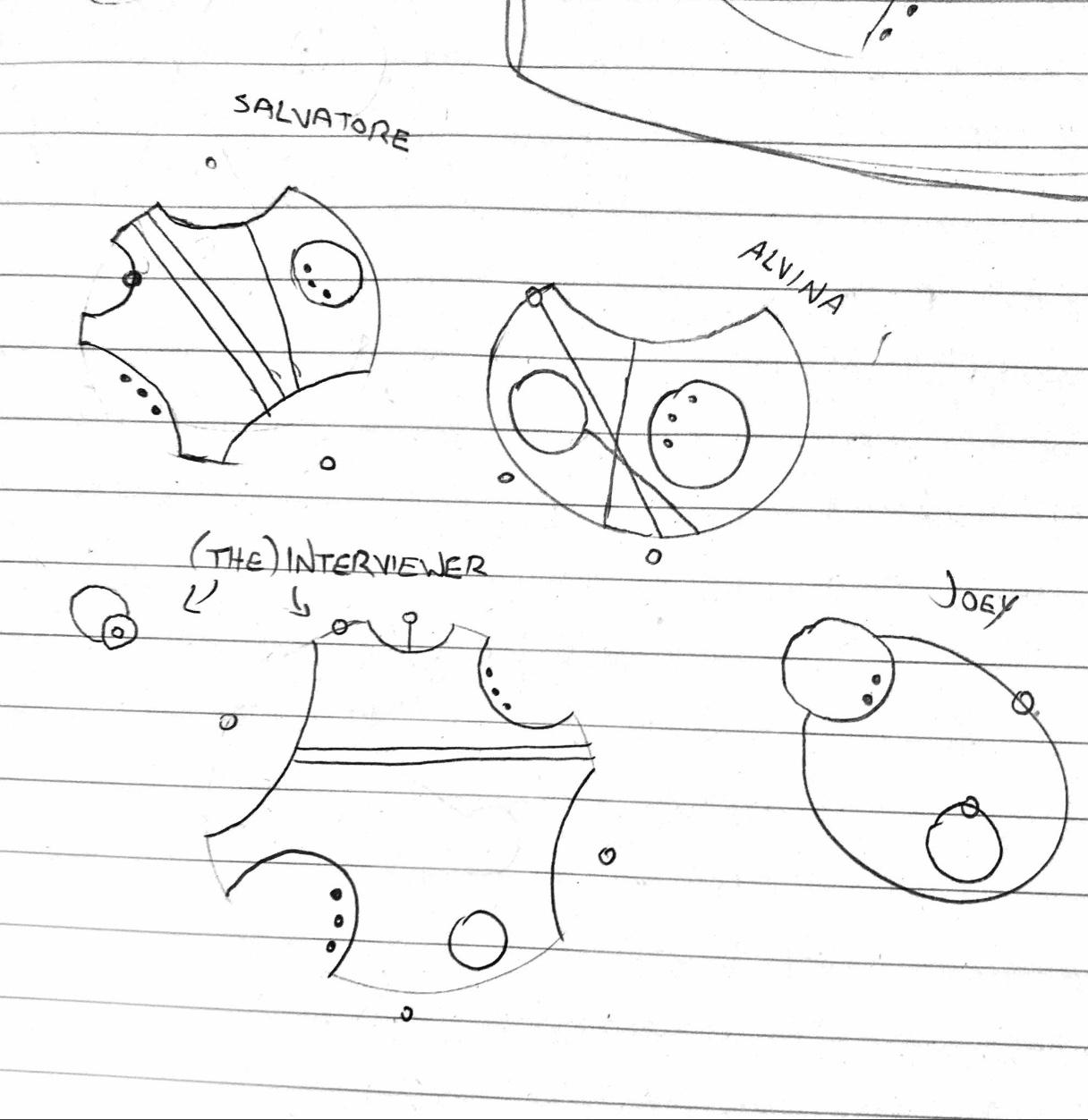 Amelia character names in Gallifreyan by @Silentengee