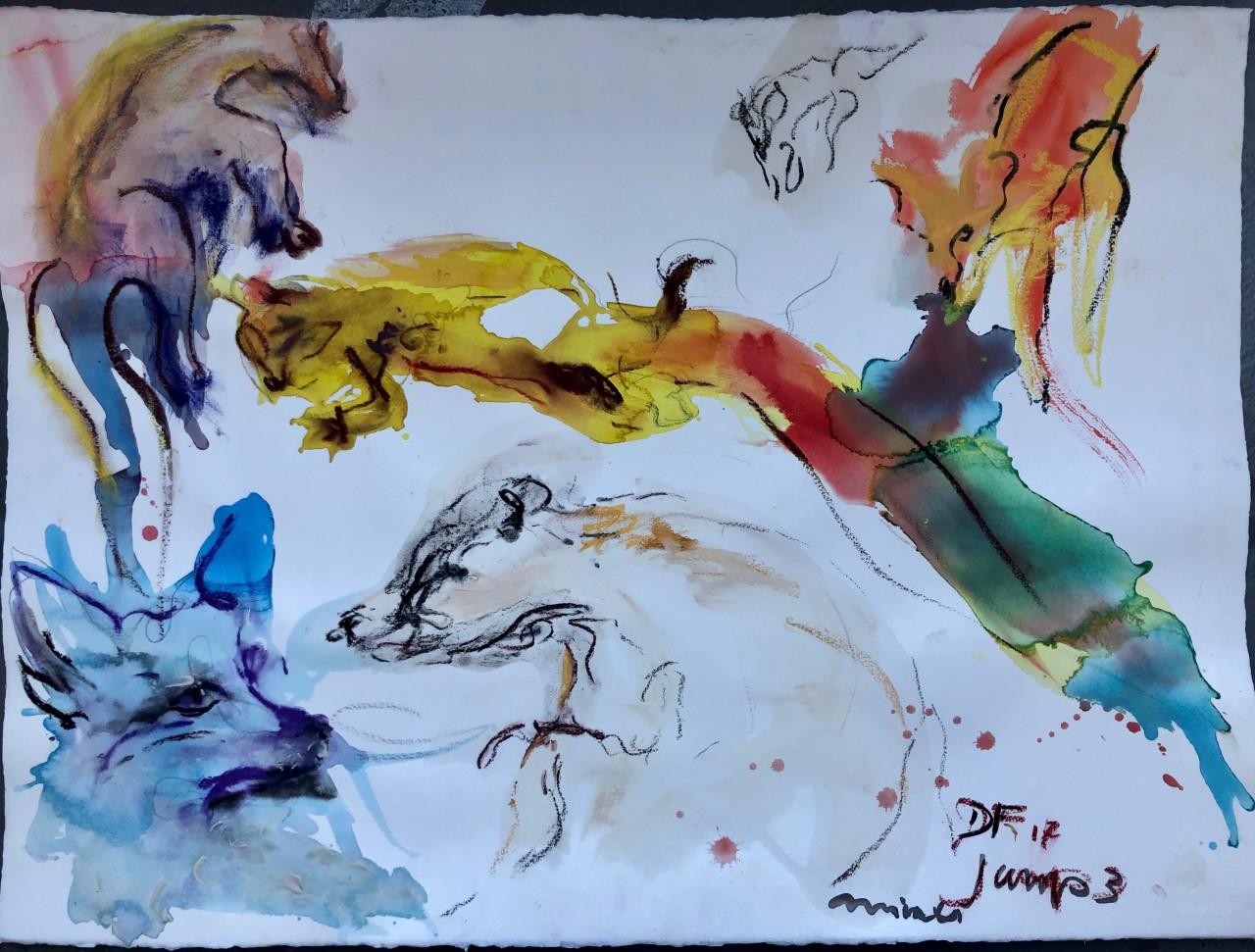 Jumping Creatures II