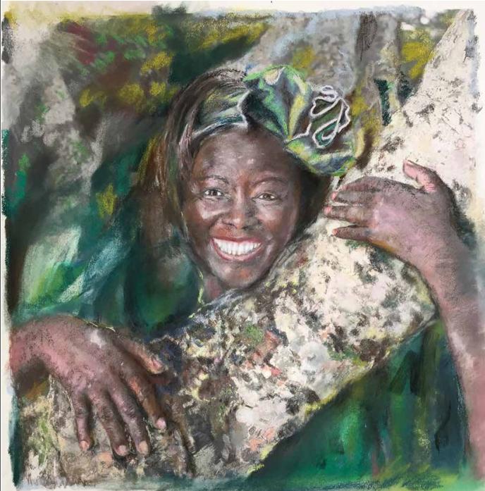Wangari Muta Maathai, 2016